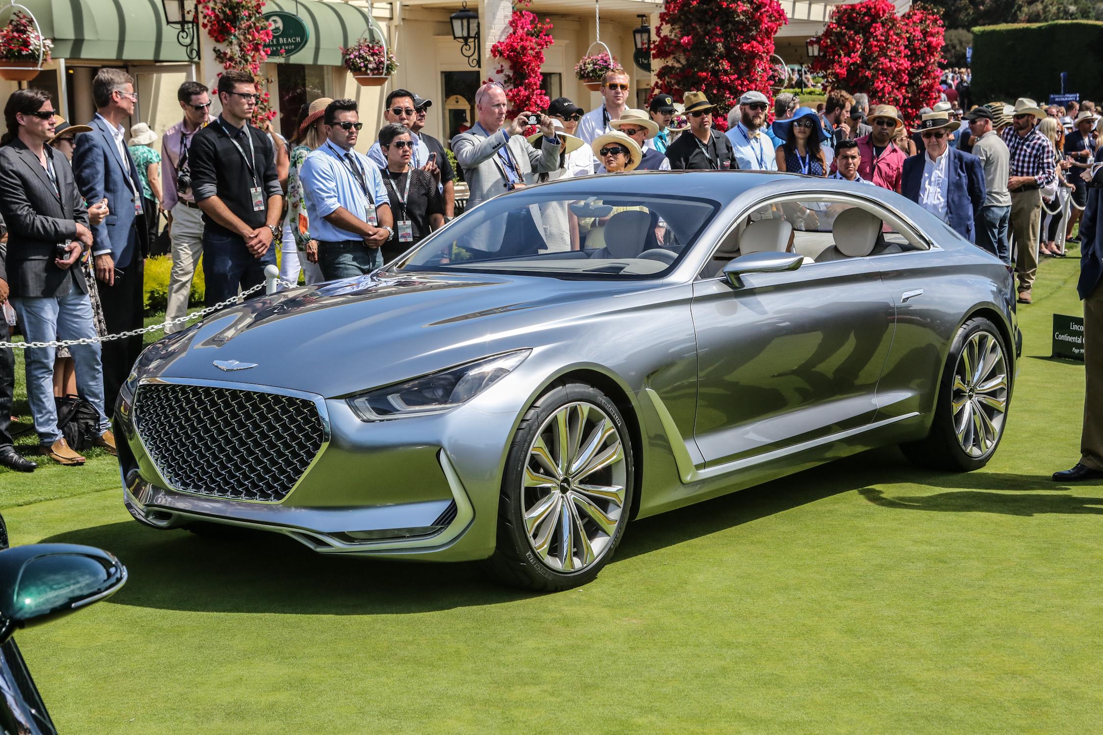 Pebble Concours Concepts Cars Of Future Past 187 Autonxt