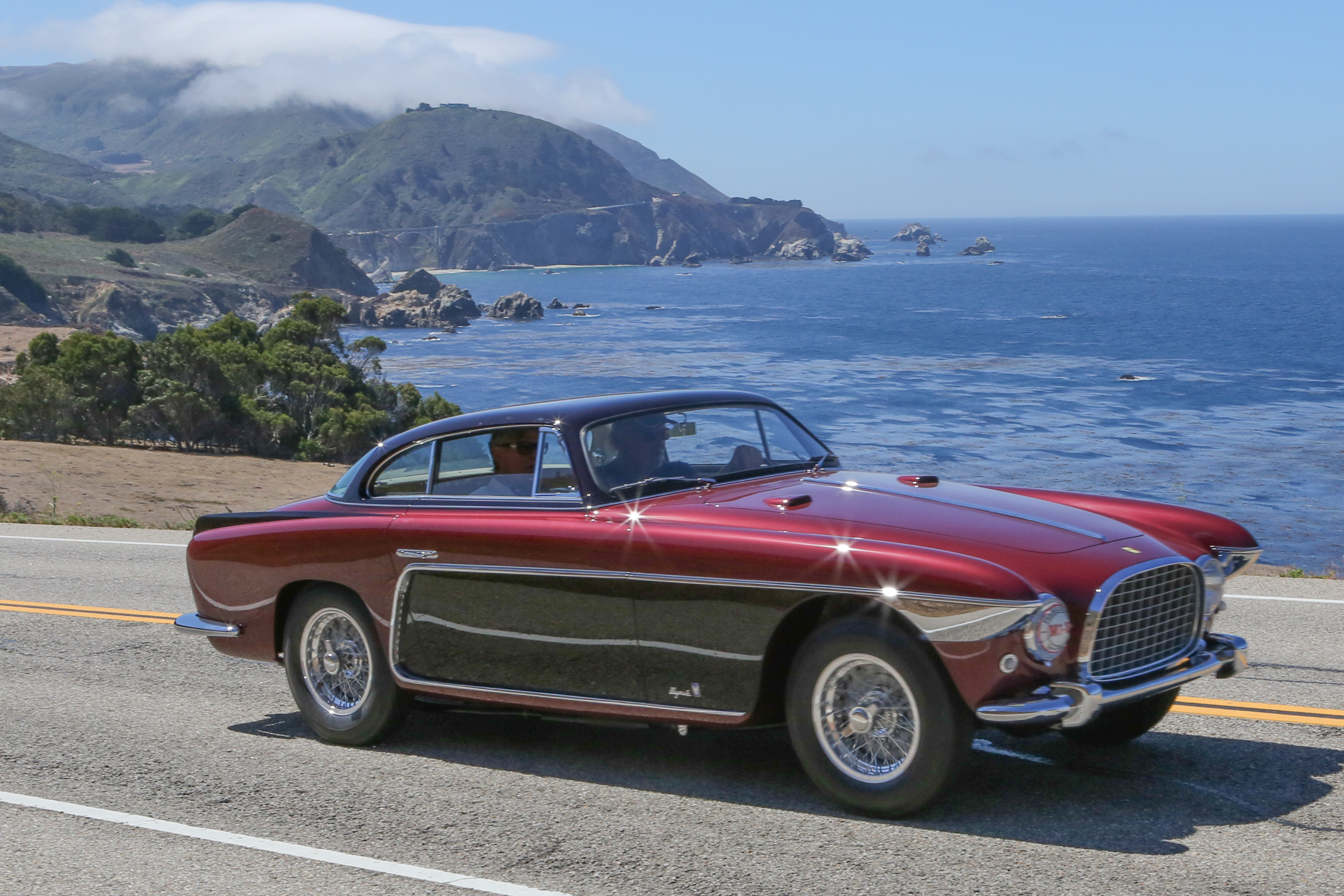 2015 Pebble Beach Tour D Elegance Autonxt