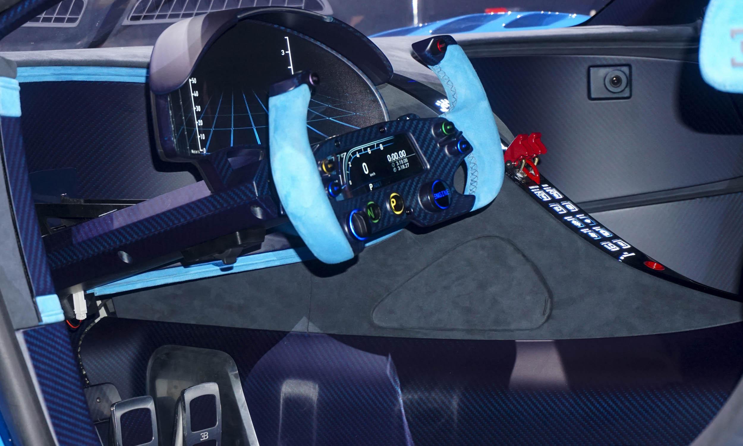 Bugatti vision gran turismo autonxt - Turismo interior ...