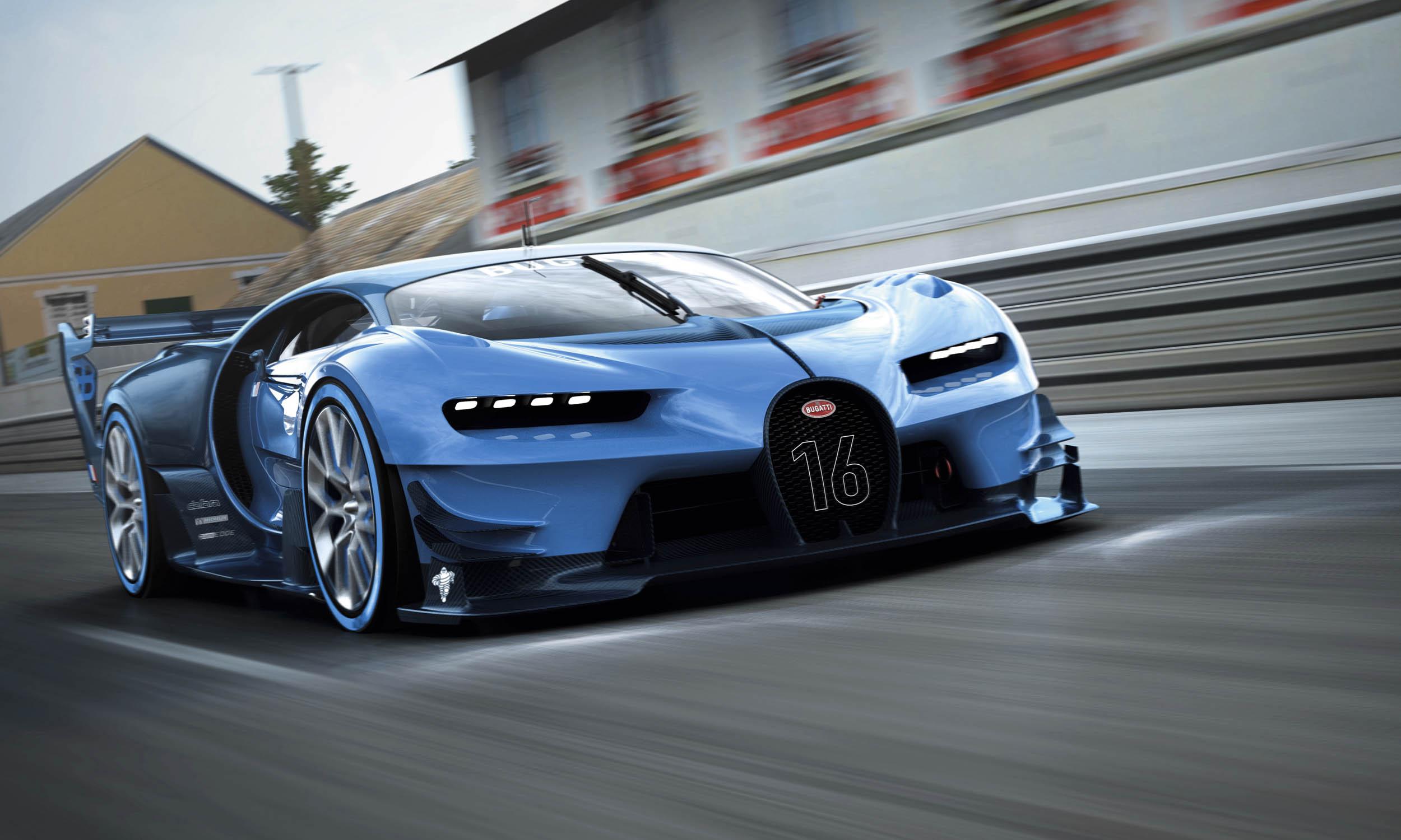 © Bugatti Automobiles, SAS