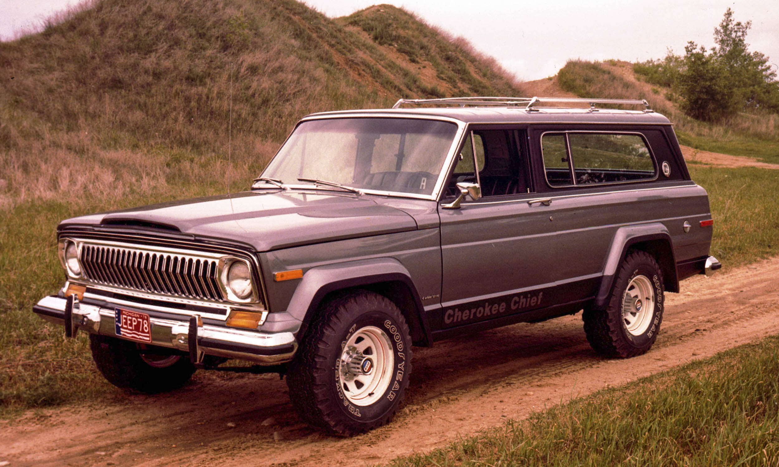 Jeep: A Brief History - » AutoNXT