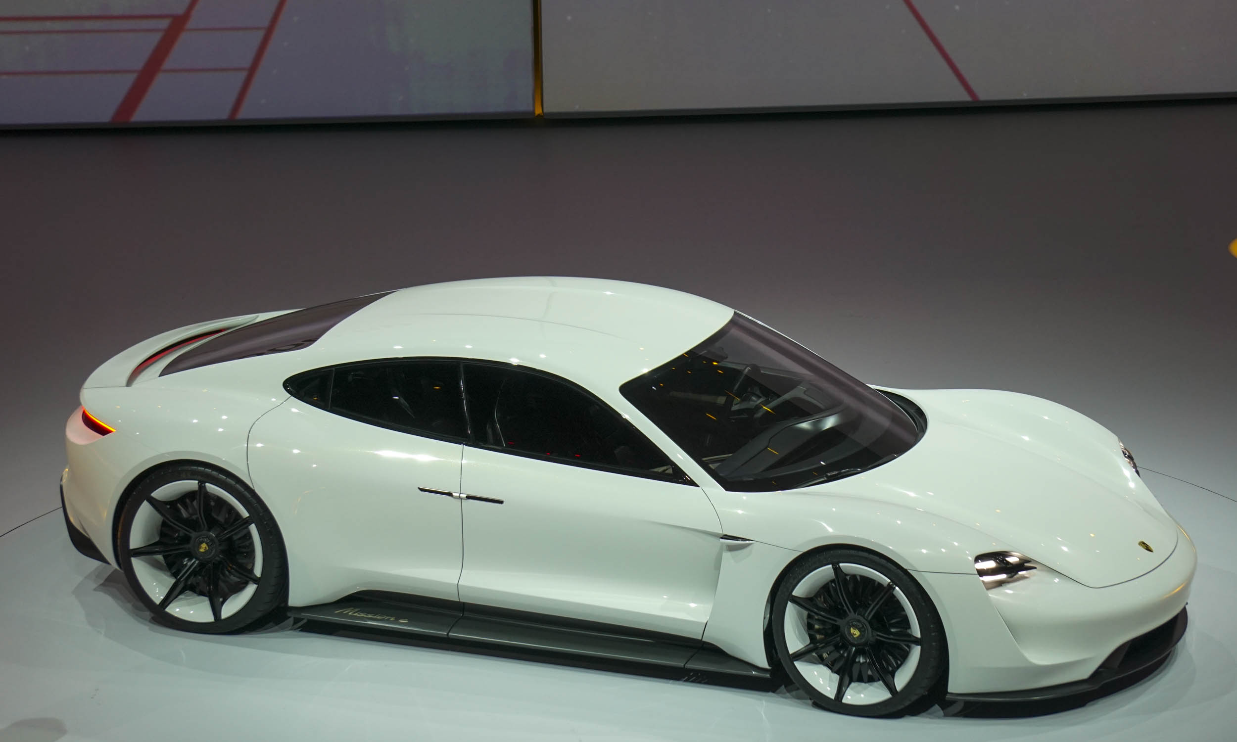 Porsche Unveils All Electric Concept In Frankfurt 187 Autonxt