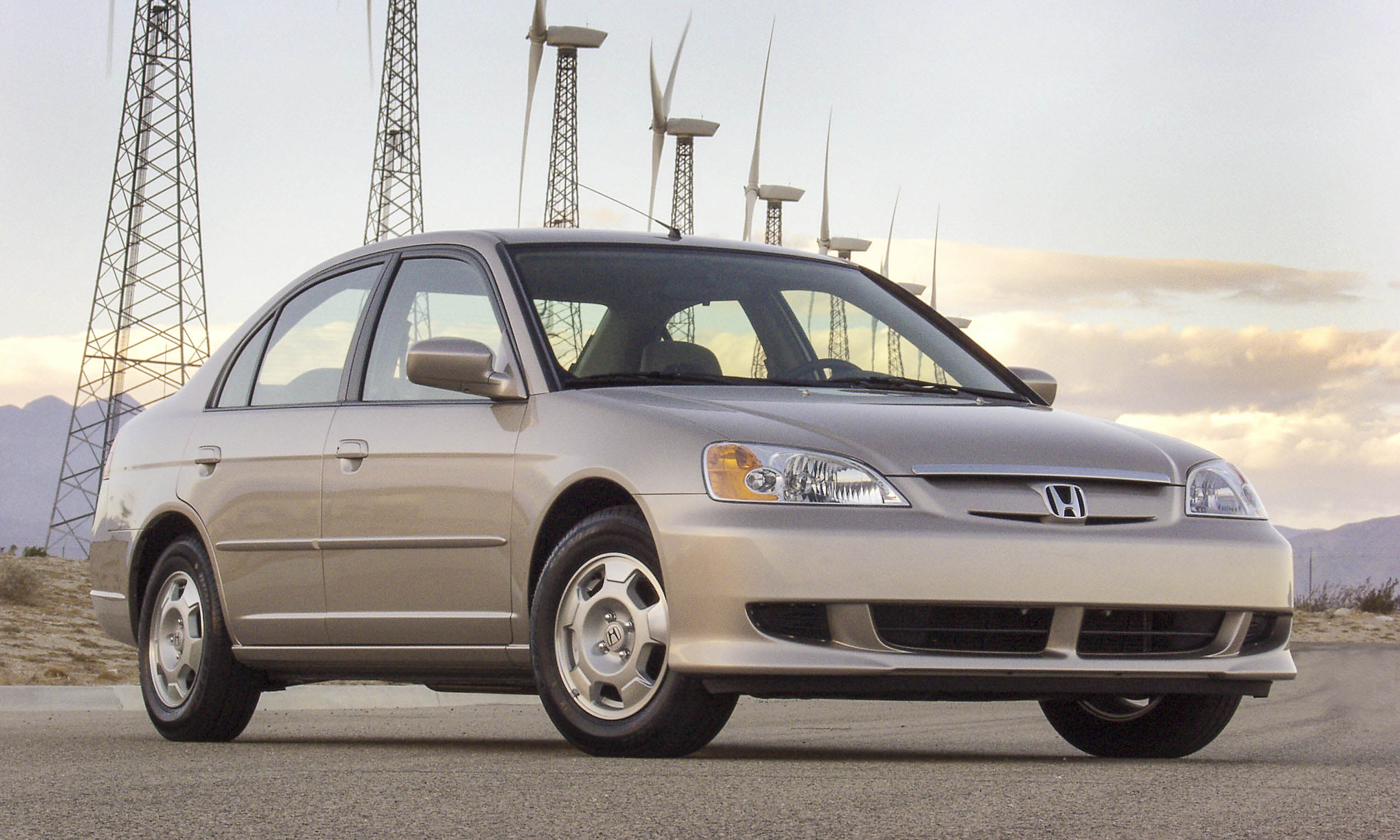 American Honda Motor Co., Inc 2003u20132005 Honda Civic Hybrid