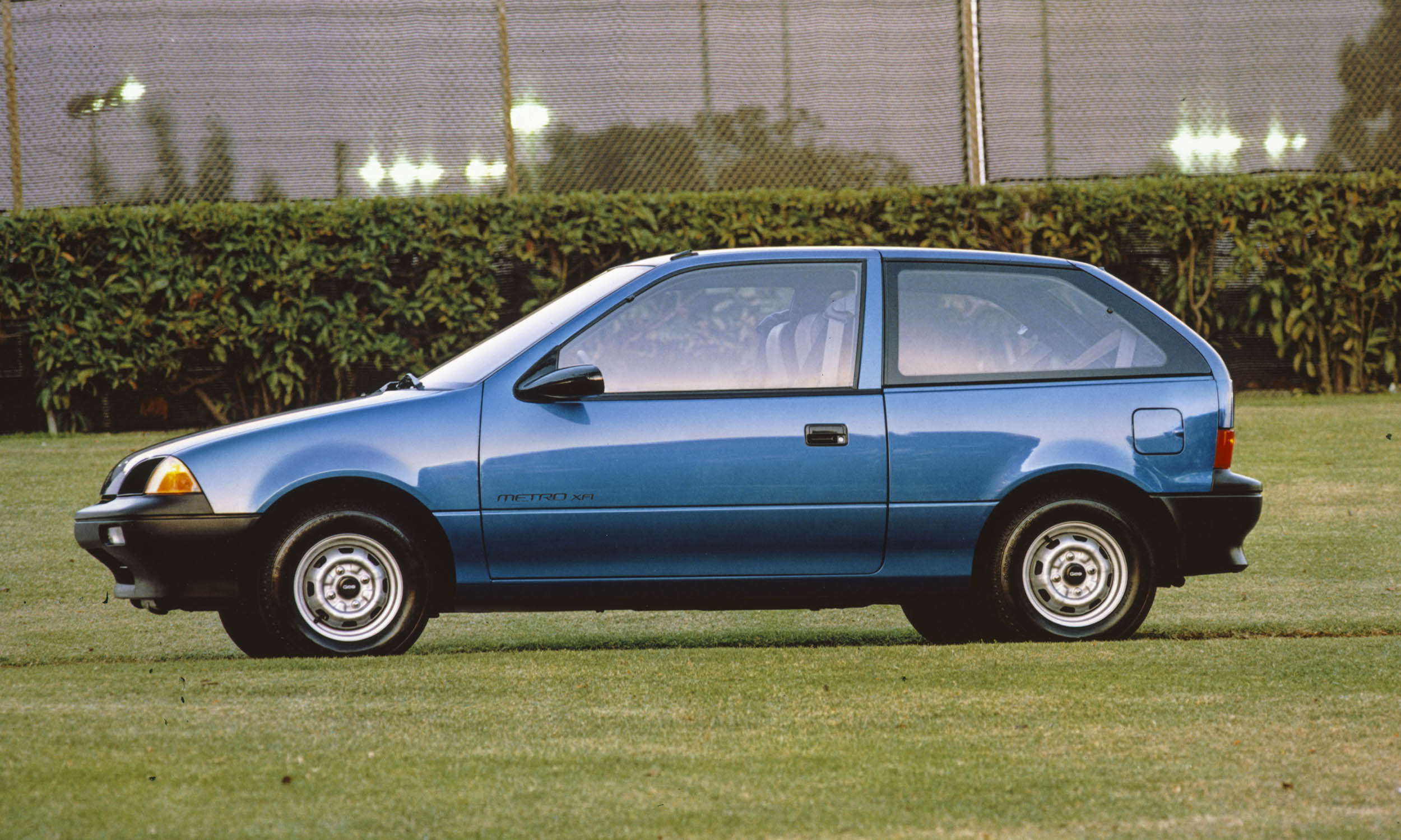 1994 Geo Metro Most Fuel Efficient Cars Of The Last 25 Years A Autonxt