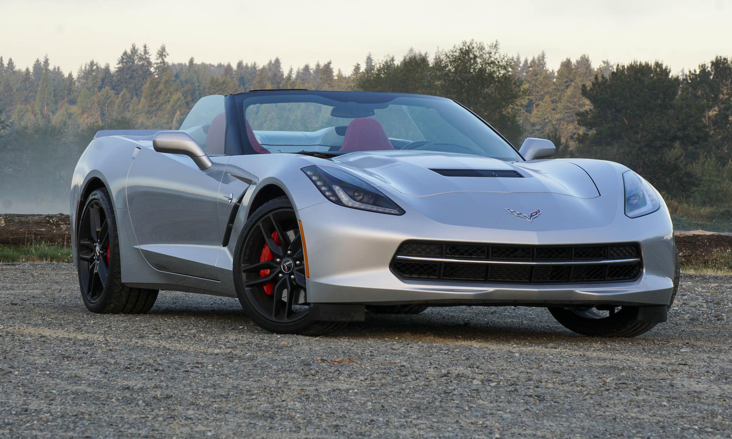 2015 Chevrolet Corvette1