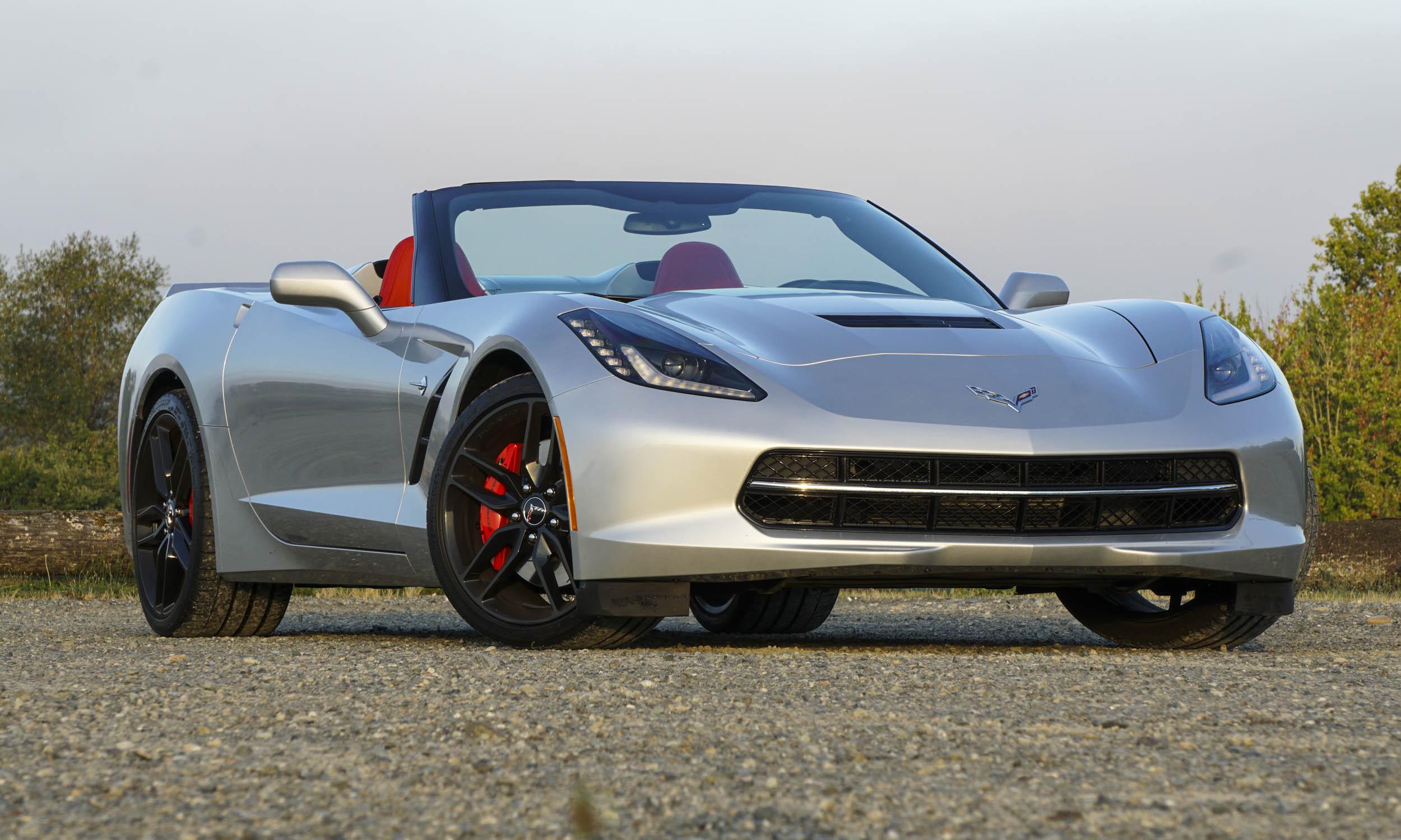 2015 chevrolet corvette stingray convertible: review - » autonxt