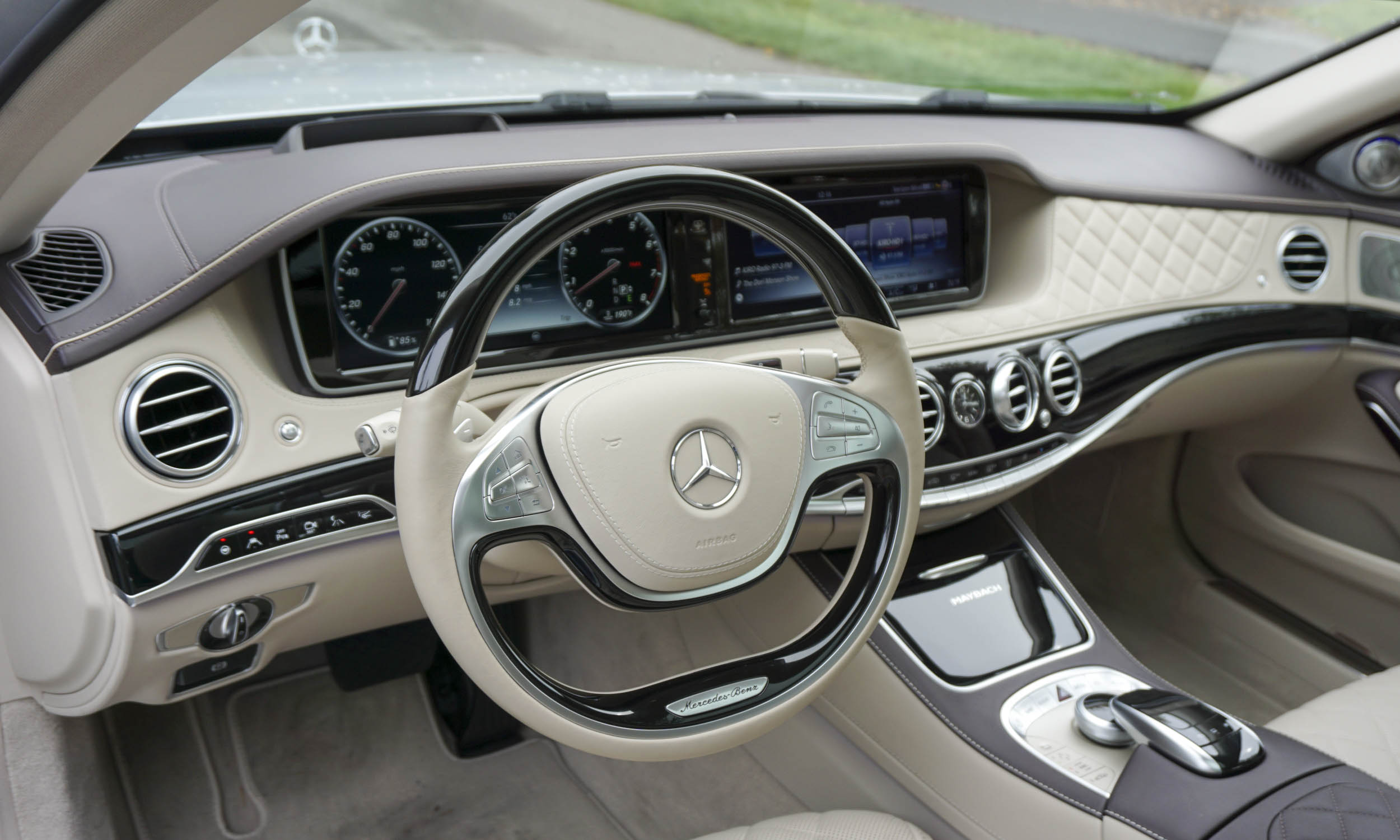 2016 Mercedes-Maybach S600: Review