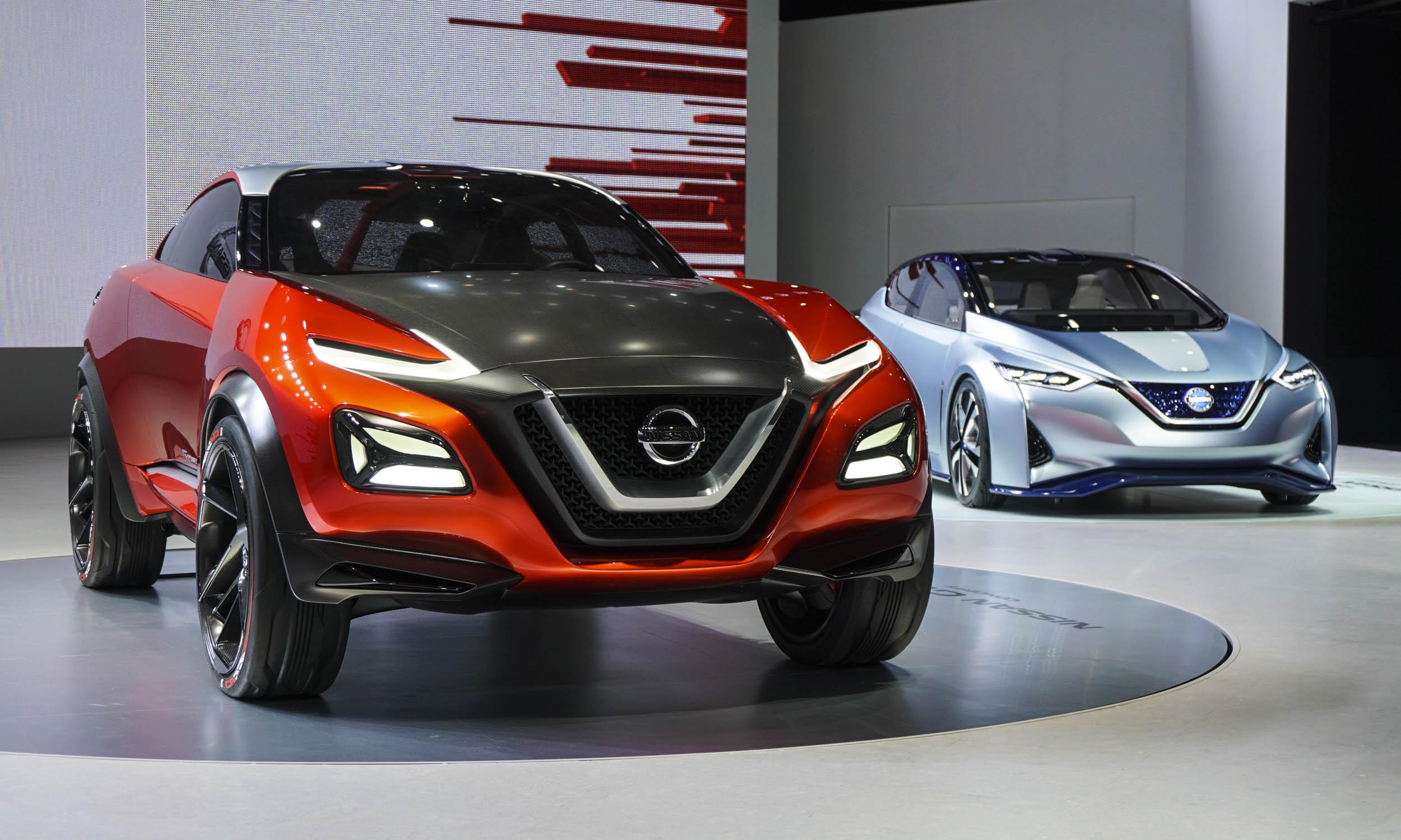 Nissan Los Angeles >> 2015 Tokyo Motor Show: Nissan's Concept Quartet - » AutoNXT
