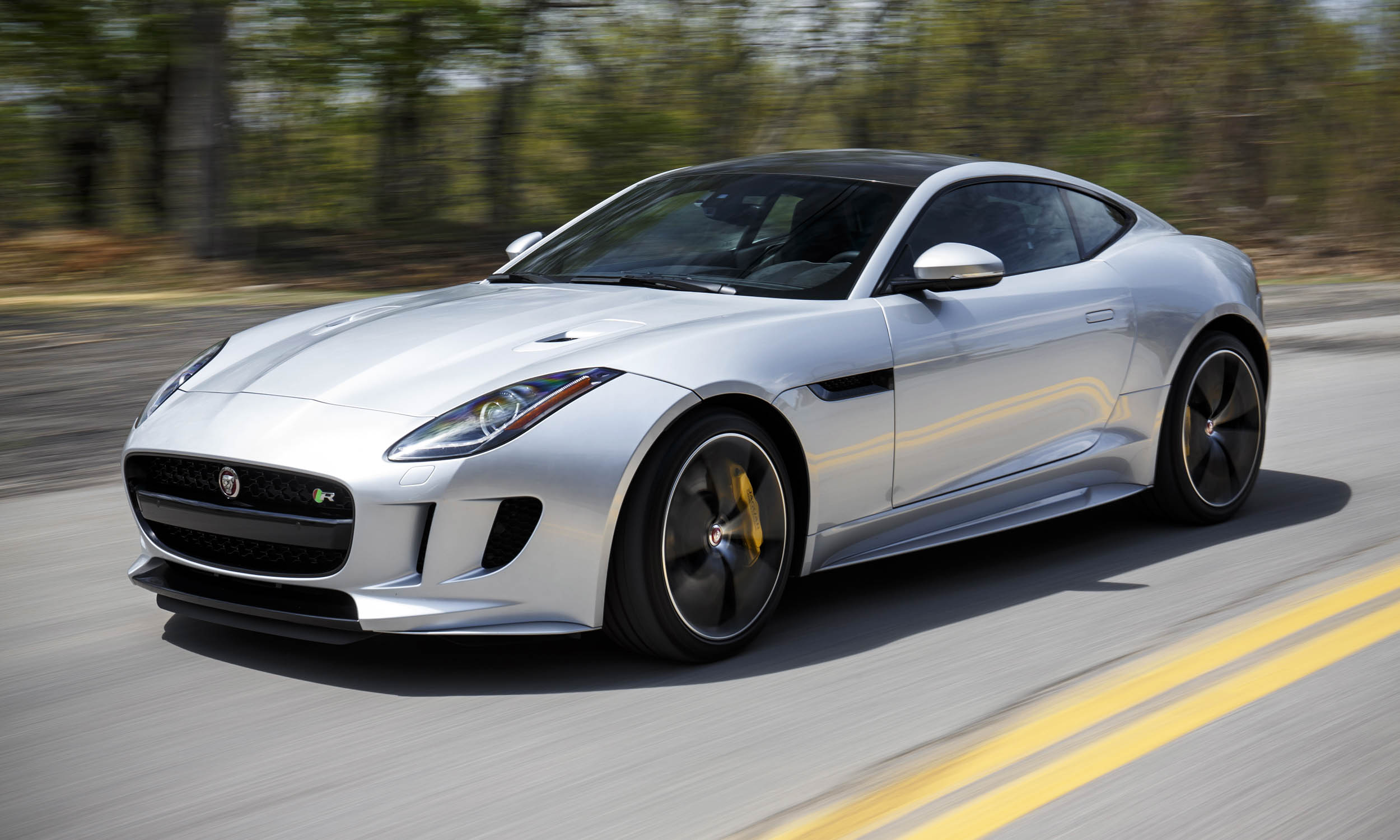 Jaguar F Type R Awd