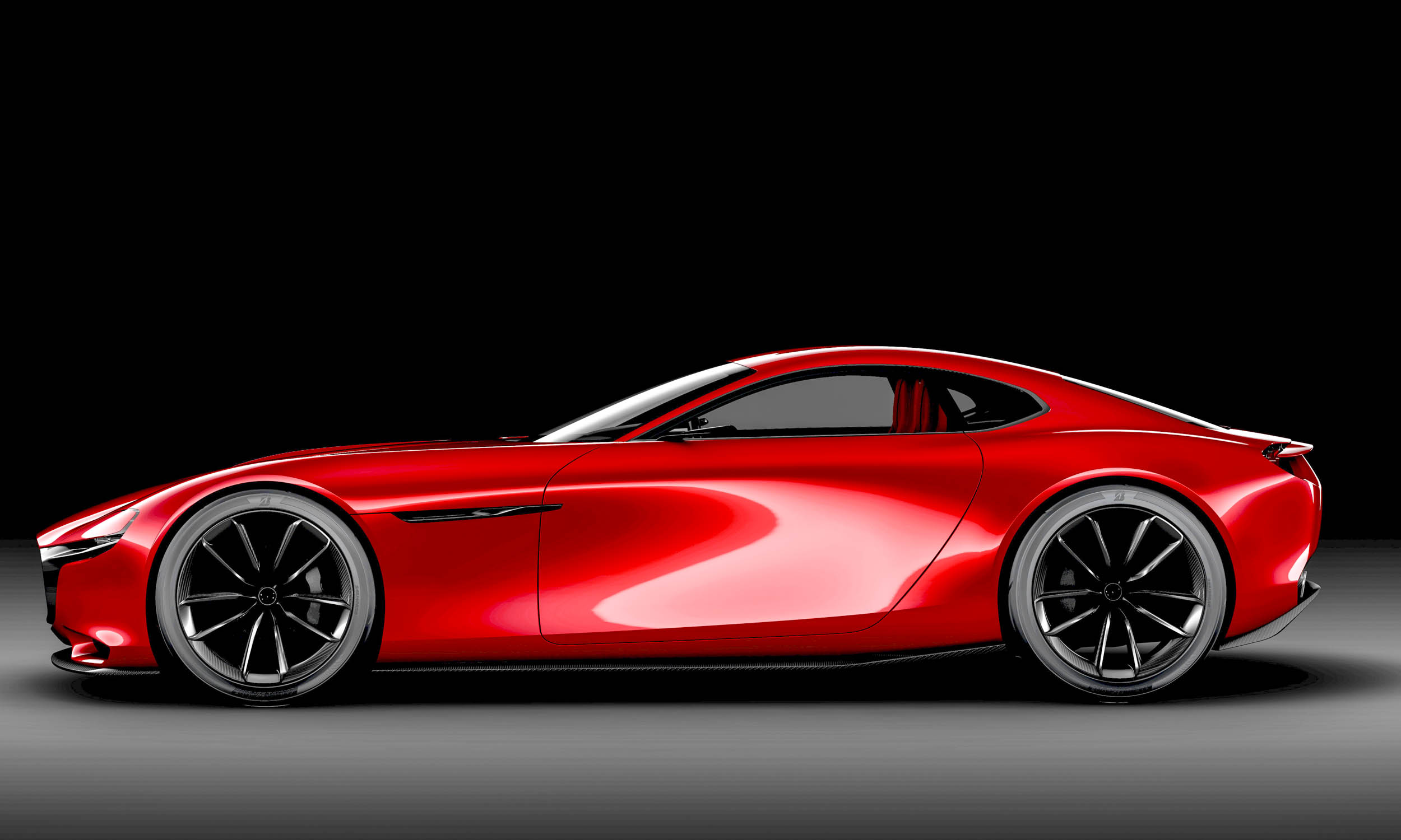 Luxury Car Vision >> 2015 Tokyo Motor Show: Mazda RX-VISION - » AutoNXT