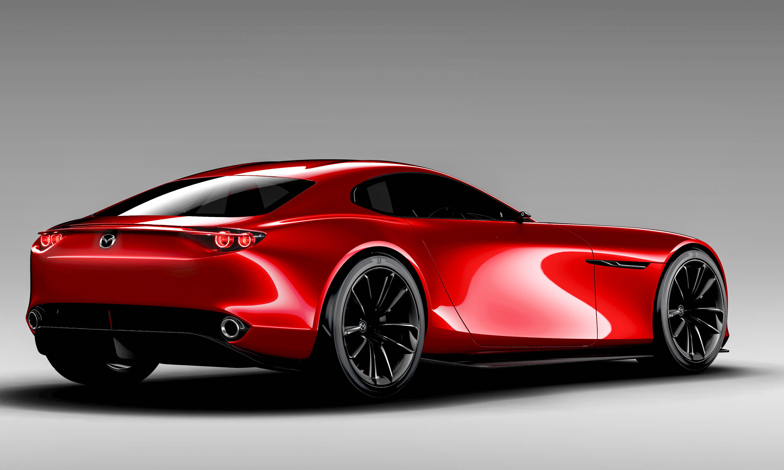 2015 Tokyo Motor Show: Mazda RX-VISION - » AutoNXT