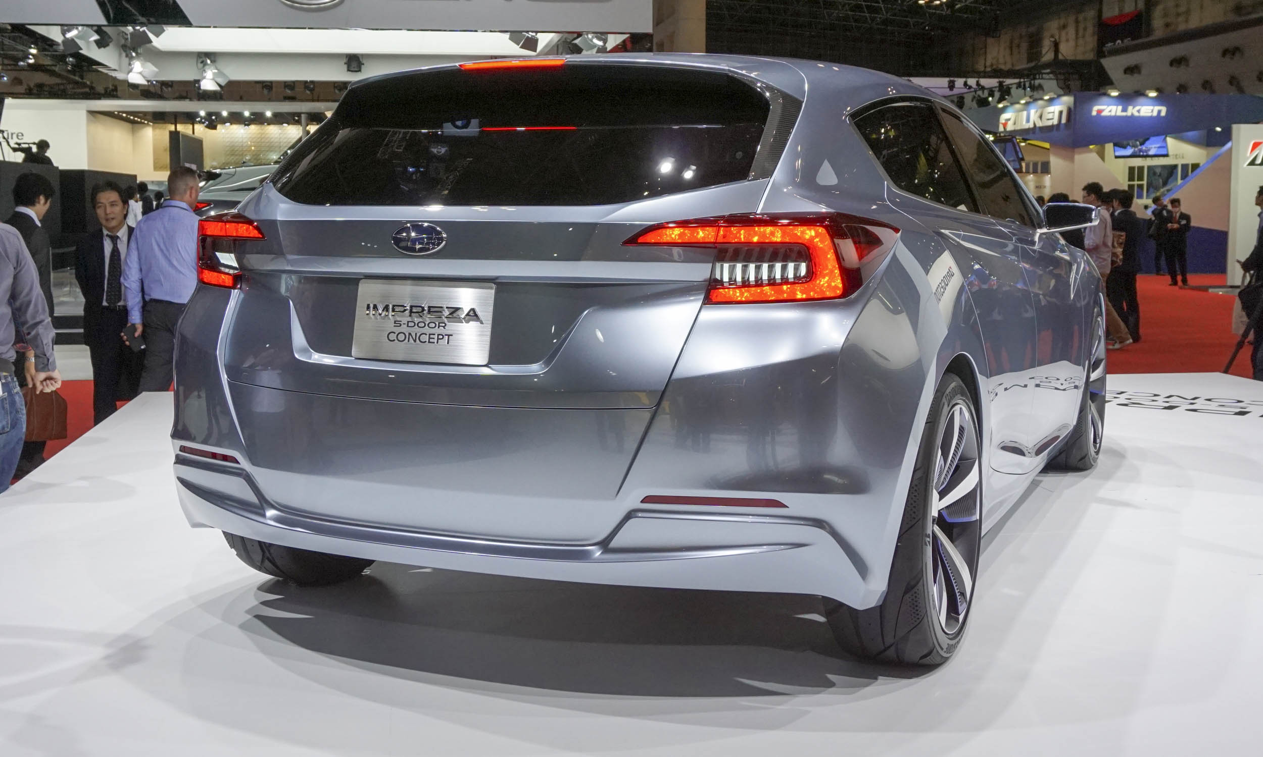 Subaru Impreza Concept1