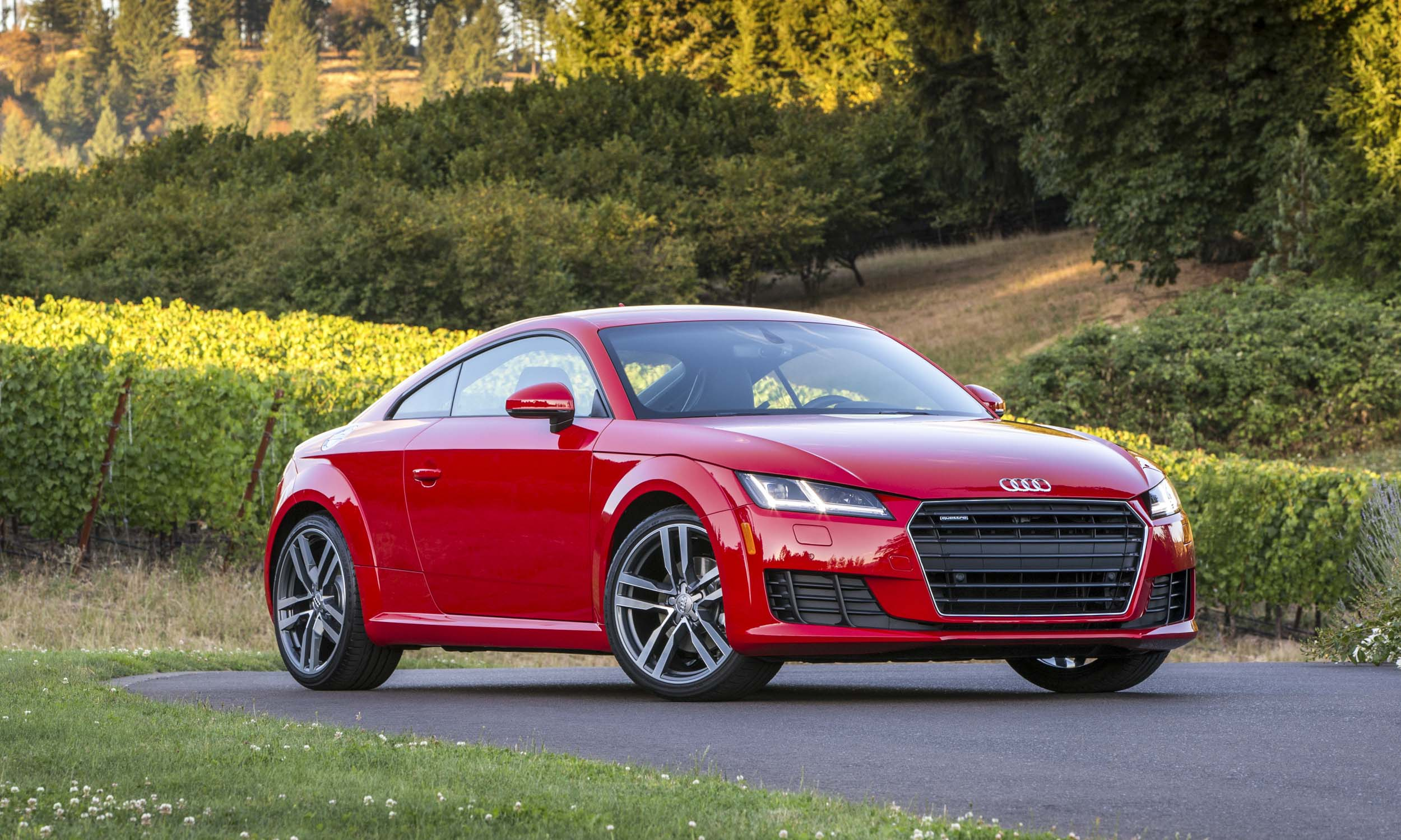 2016 Audi TT: First Drive Review - » AutoNXT