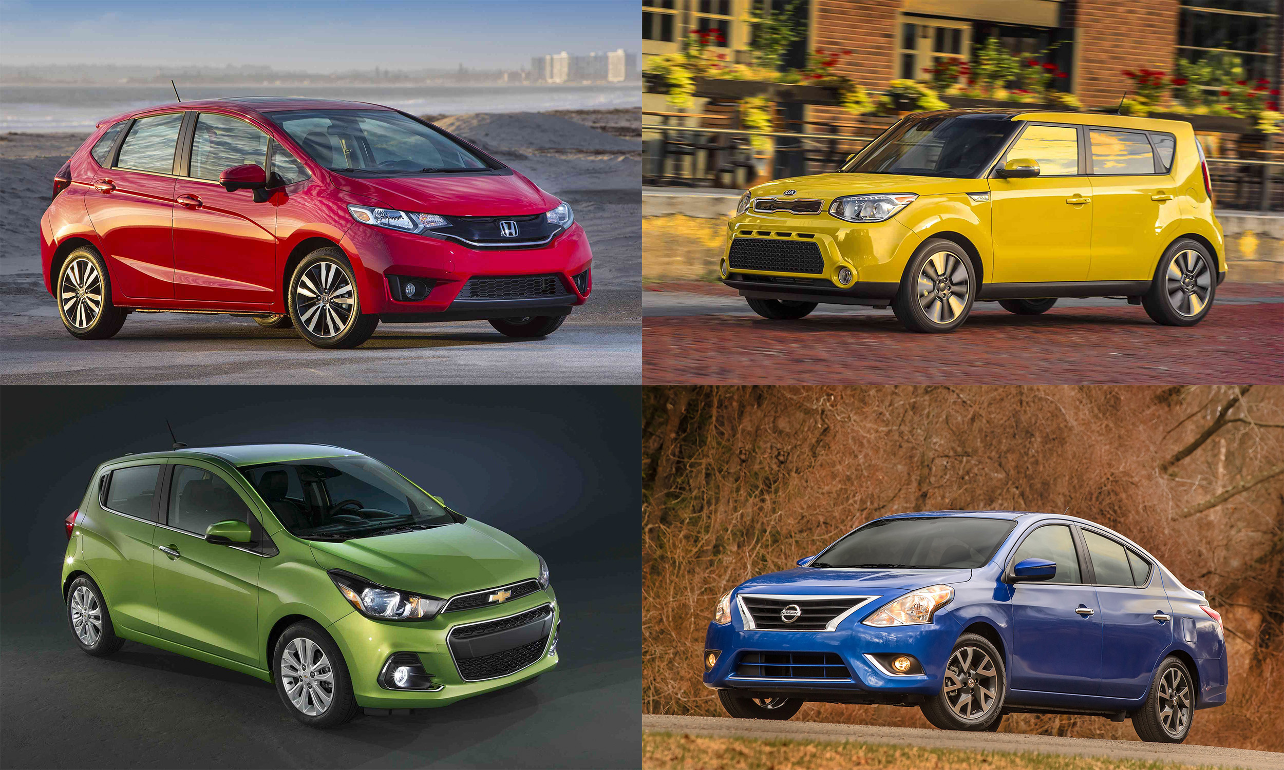 Inexpensive Cars Most Affordable New Rides