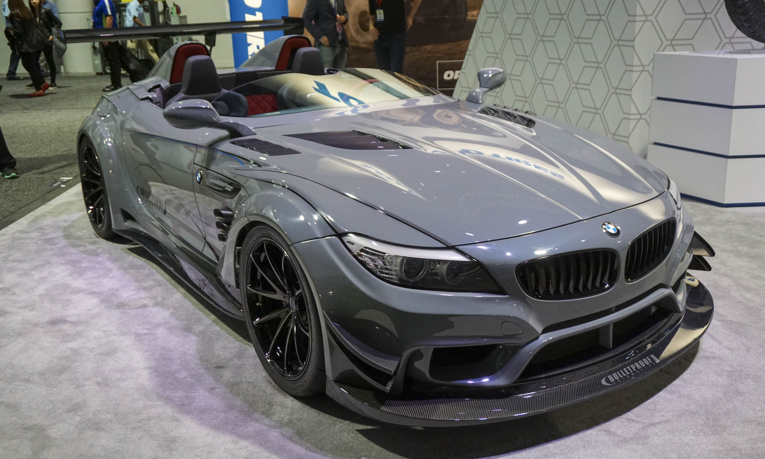 Sema 2015 Extreme Everyday Cars Autonxt