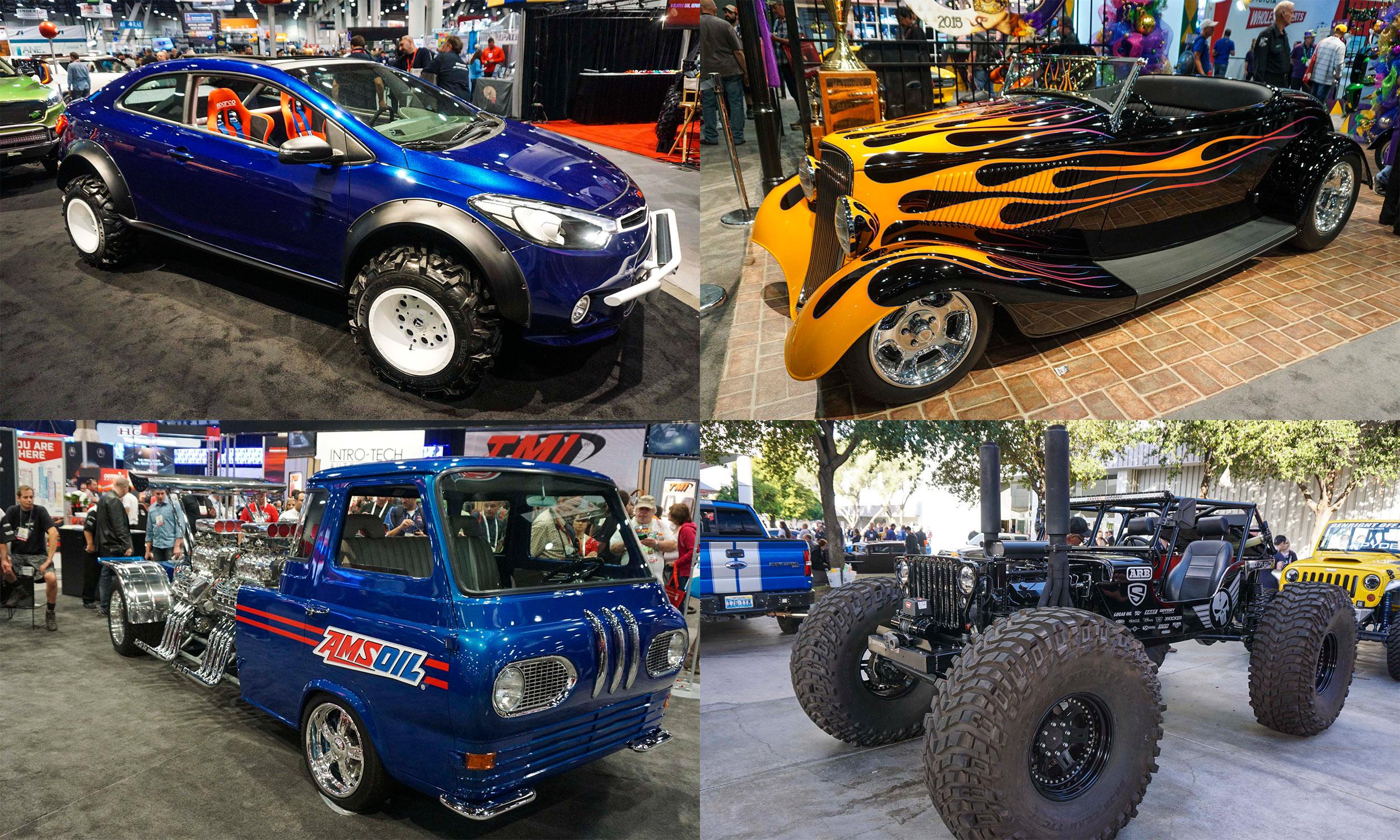 2015 Sema Show Wildest Rides 187 Autonxt