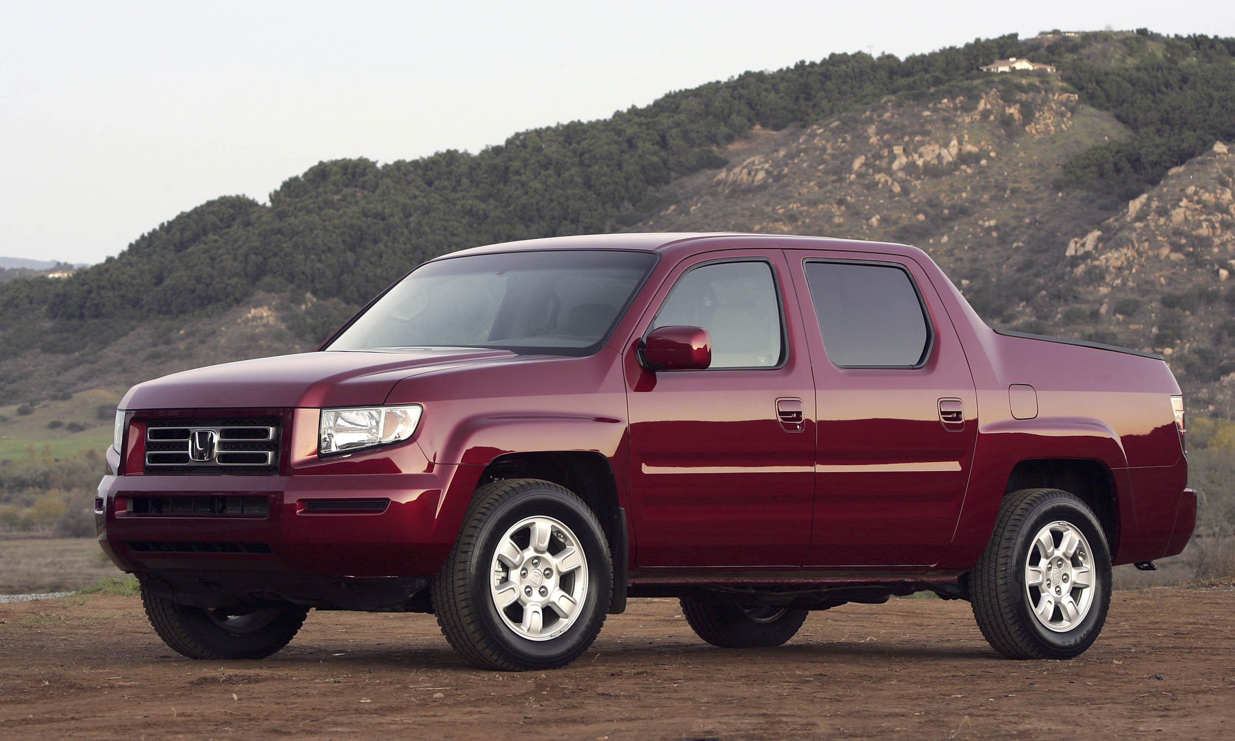 Image Result For Honda Ridgeline Fuel Capacity