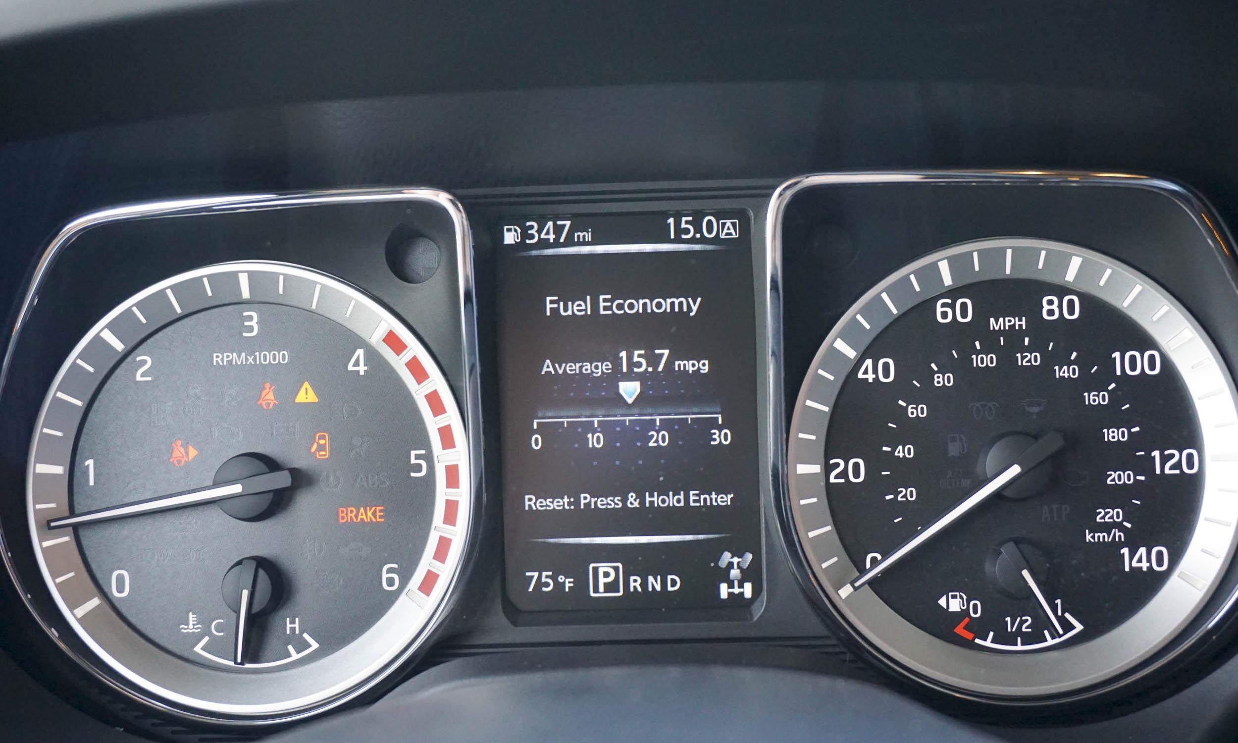 2016 Nissan Titan Xd First Drive Review Autonxt
