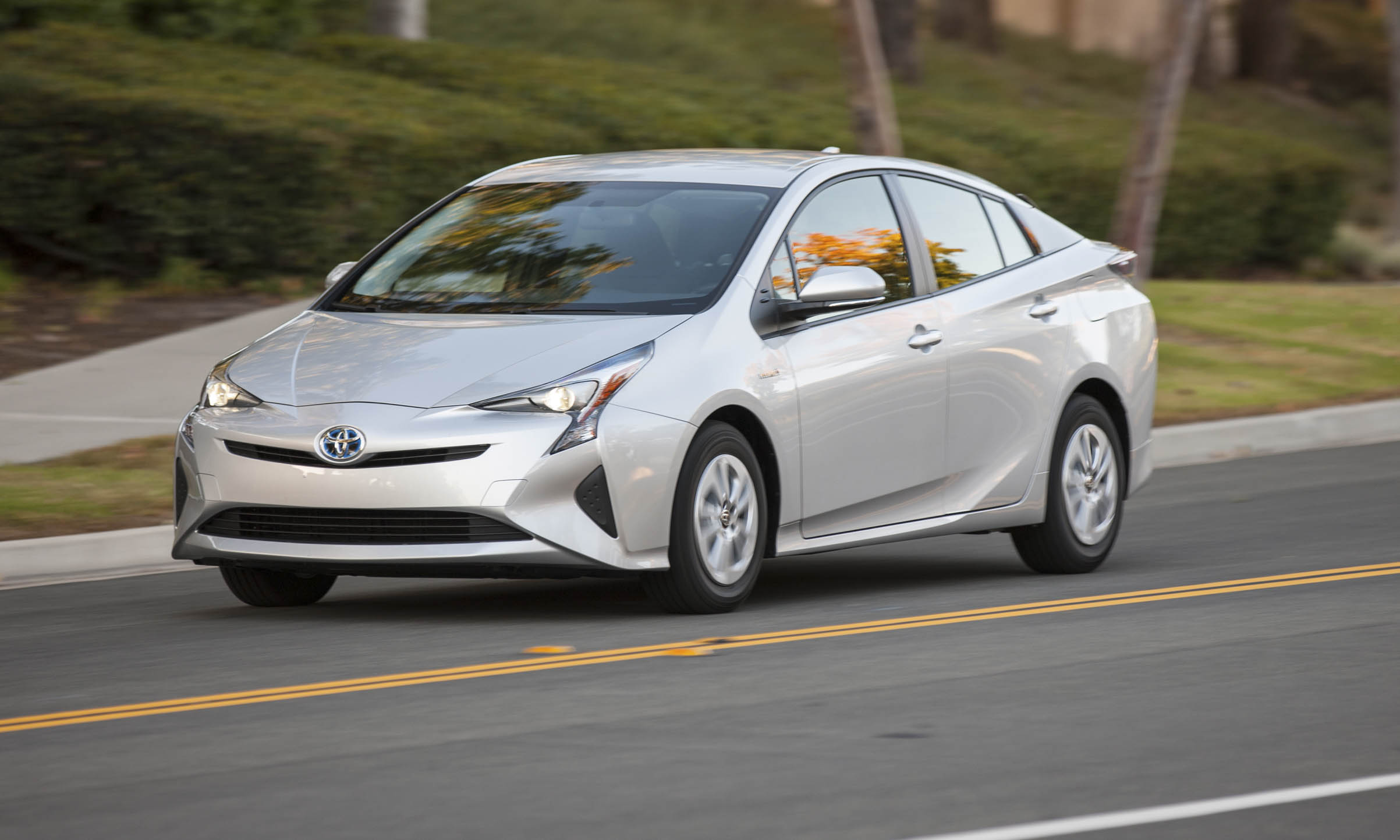 2016 Toyota Prius First Drive Review 187 Autonxt
