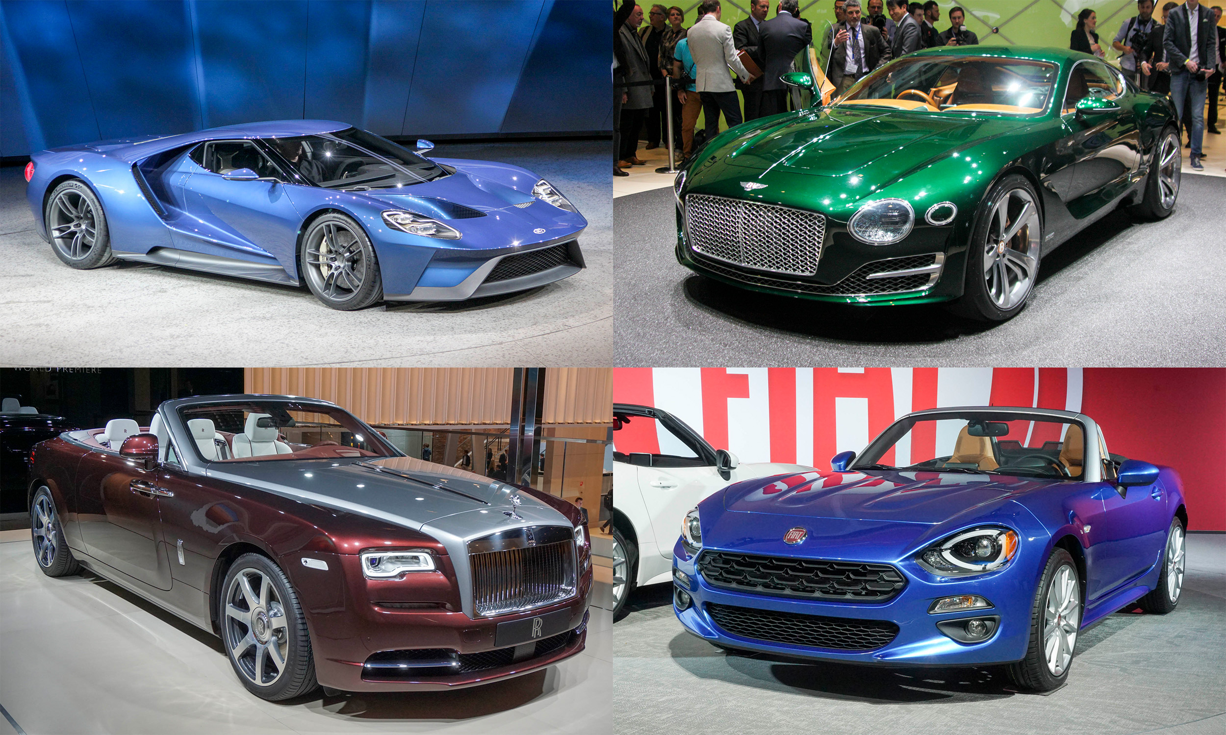 Year In Review Auto Show Highlights AutoNXT - Pittsburgh international car show