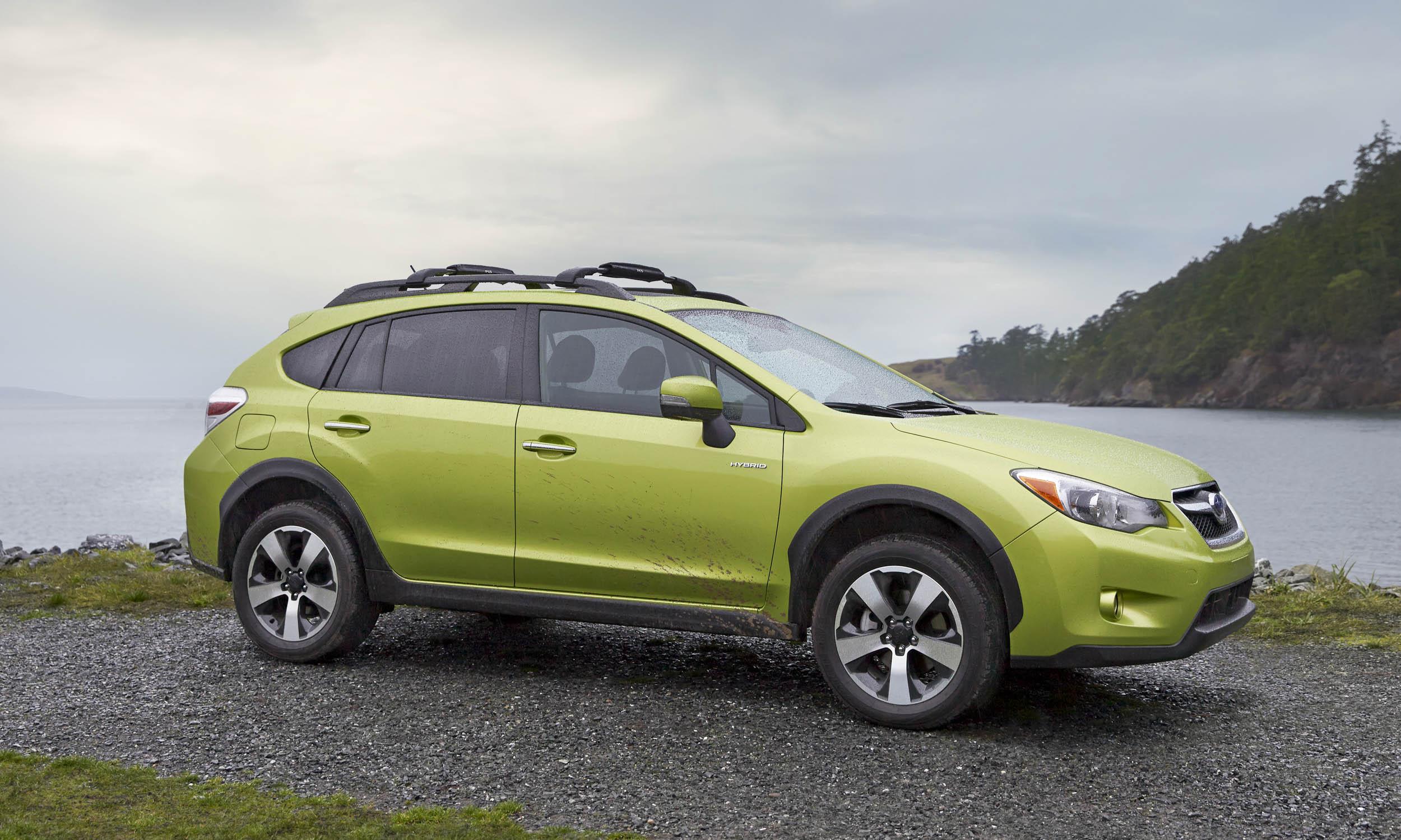 Subaru of america subaru xv crosstrek hybrid