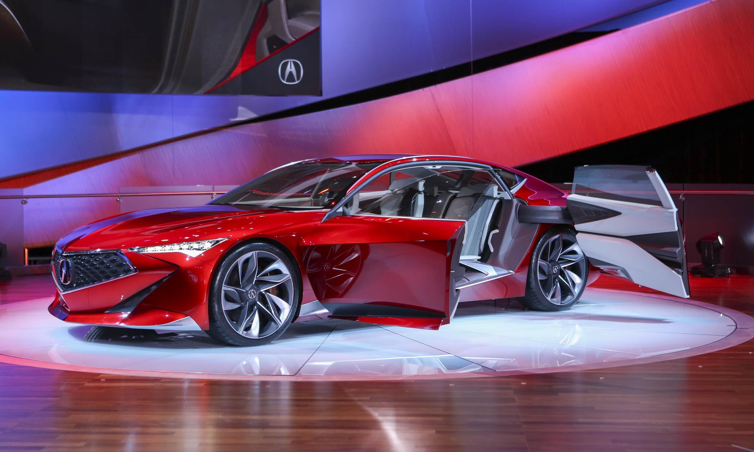 2016 Detroit Auto Show: Concept Cars
