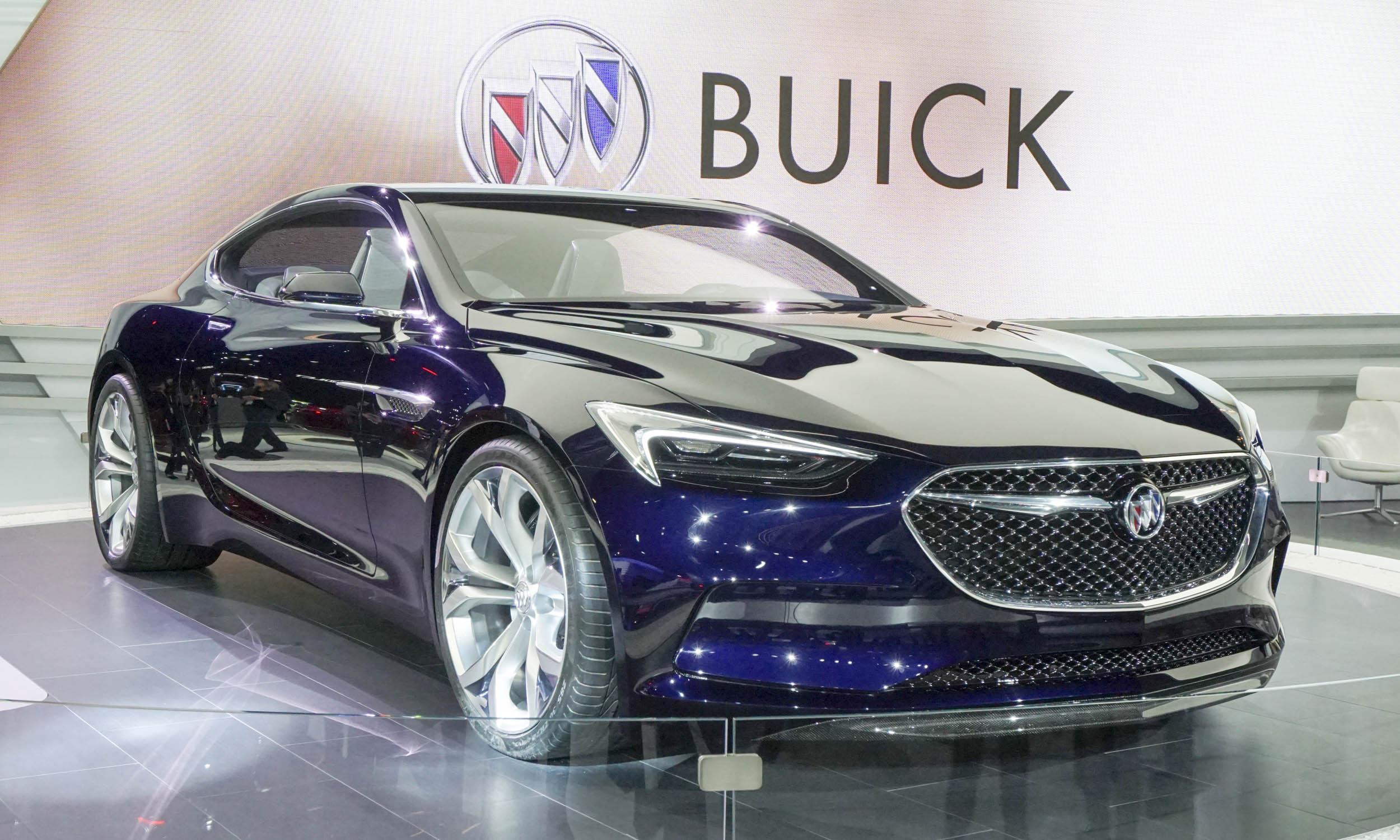 Detroit Auto Show Concept Cars AutoNXT - Concept car show