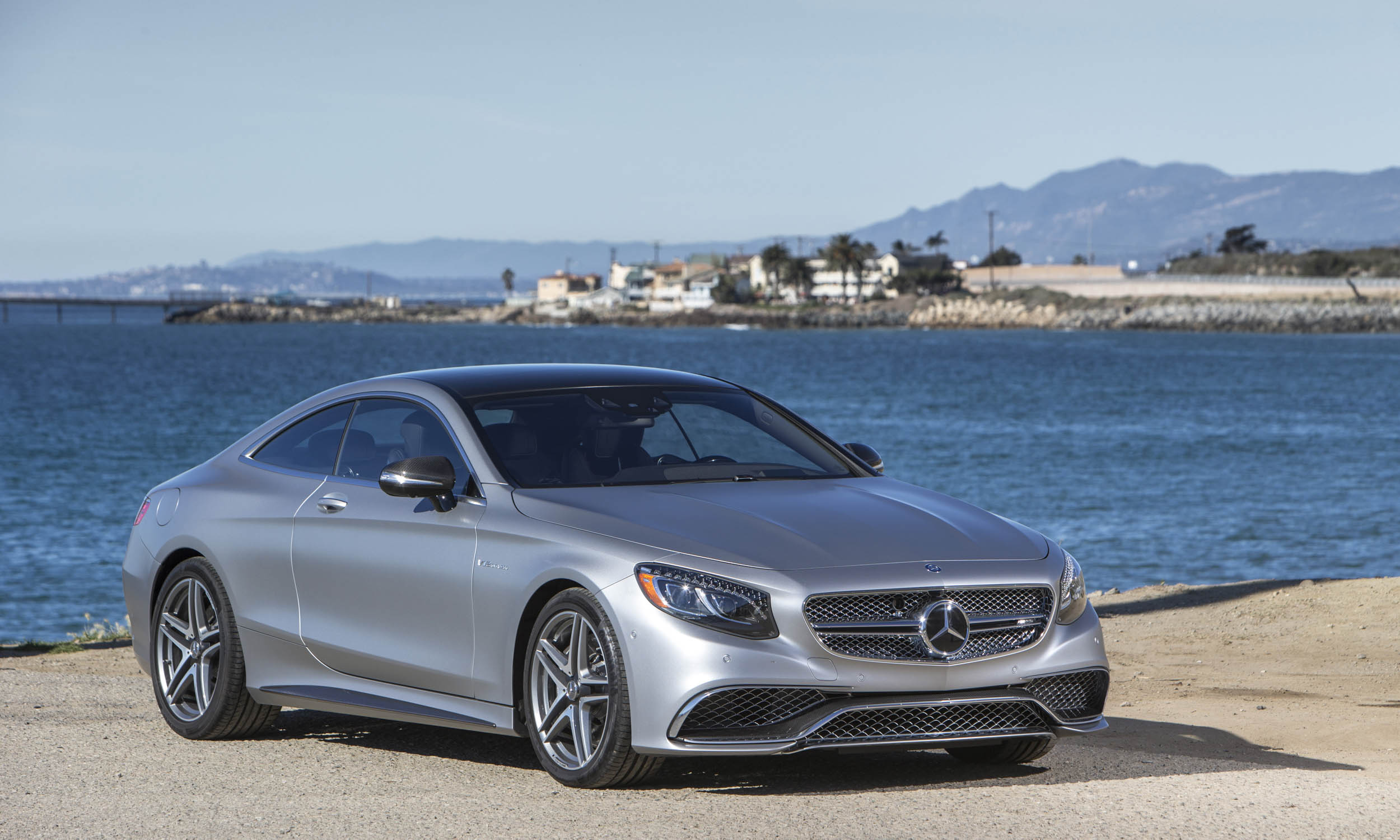 Most expensive new cars in america autonxt for Mercedes benz of america
