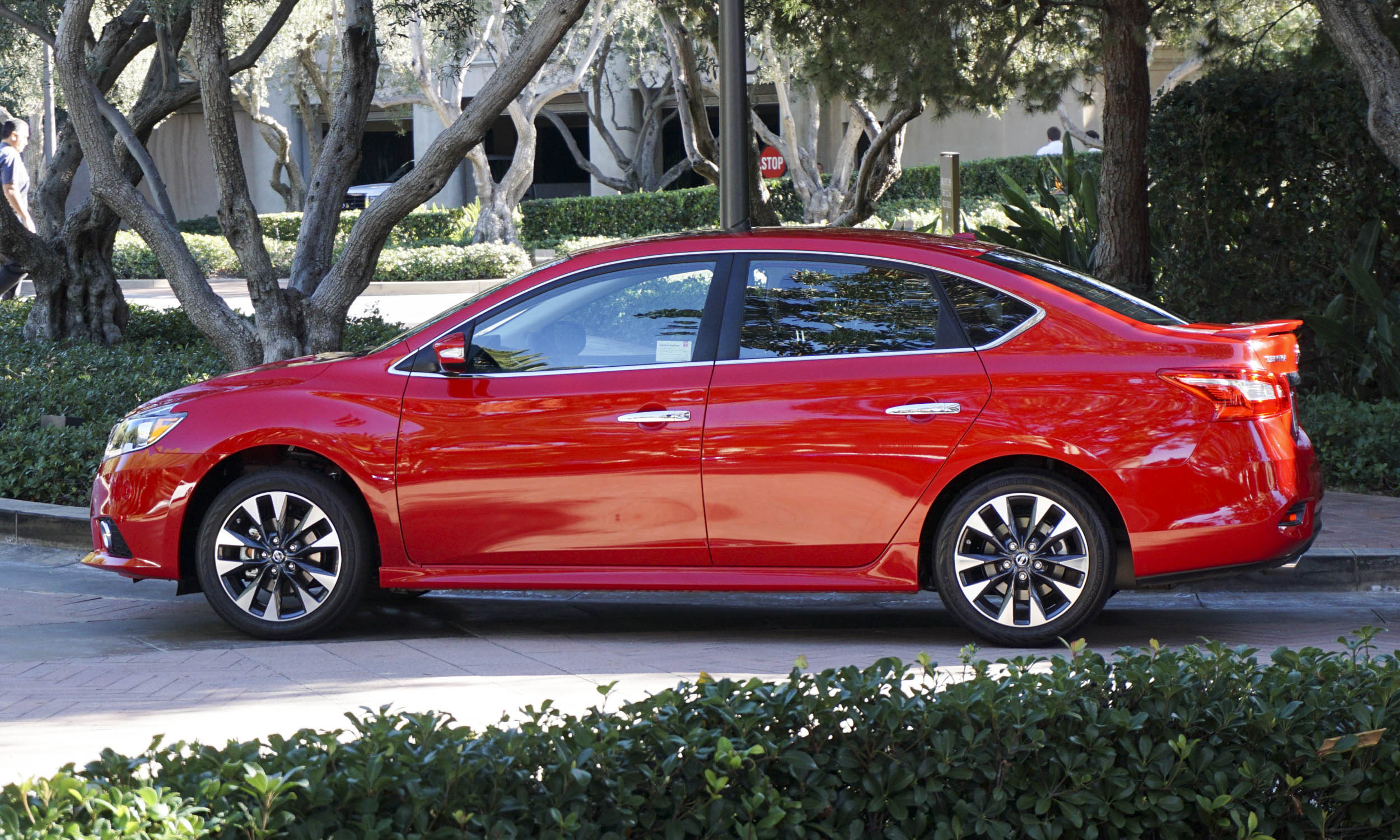 2016 nissan sentra first drive review  autonxt