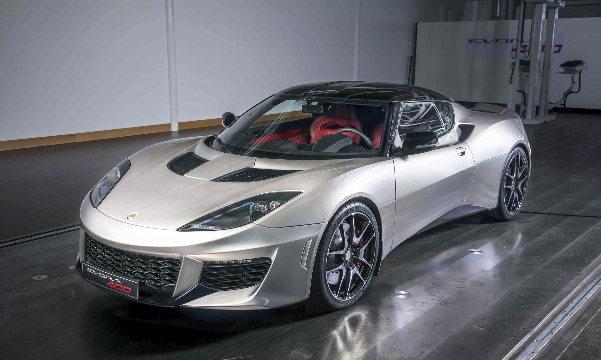 © Lotus Cars