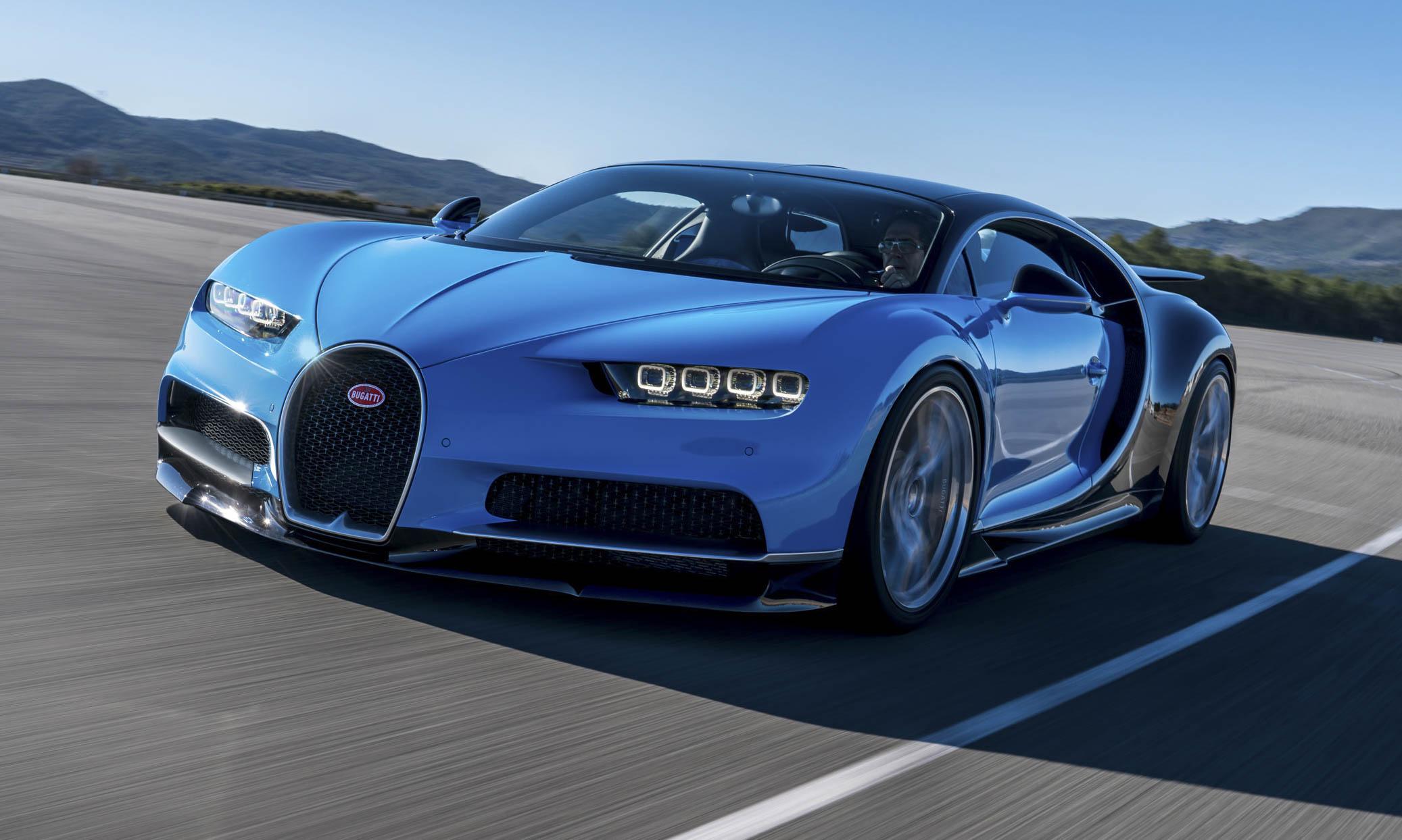 Pebble Beach Car Show >> 2016 Geneva Motor Show: Bugatti Chiron First Look - » AutoNXT