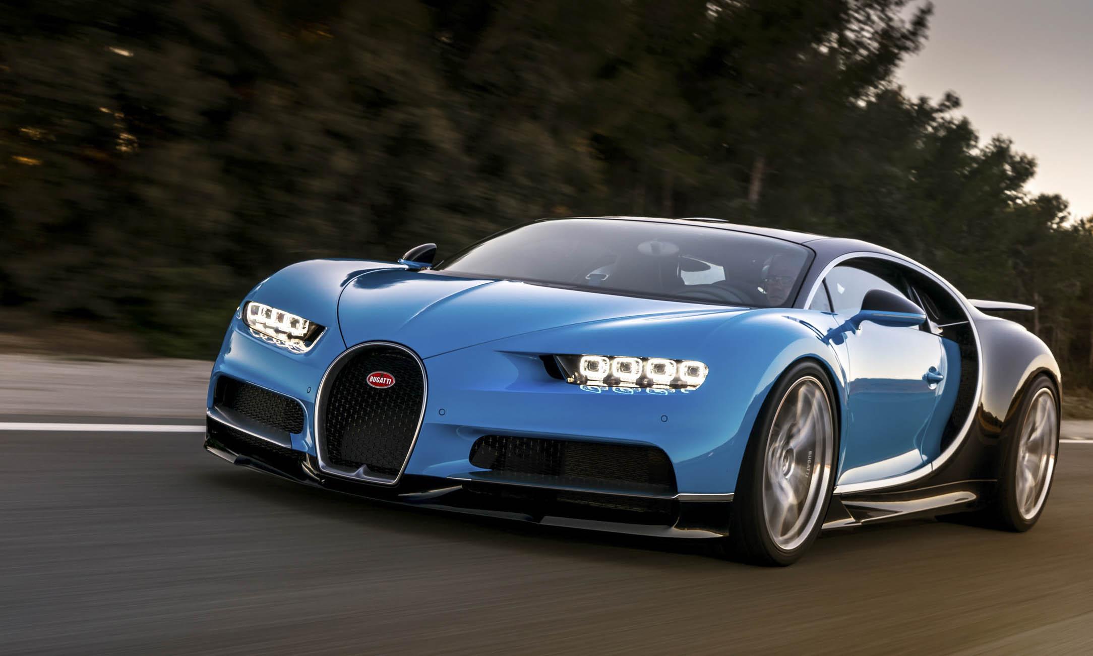 2016 geneva motor show: bugatti chiron first look - » autonxt