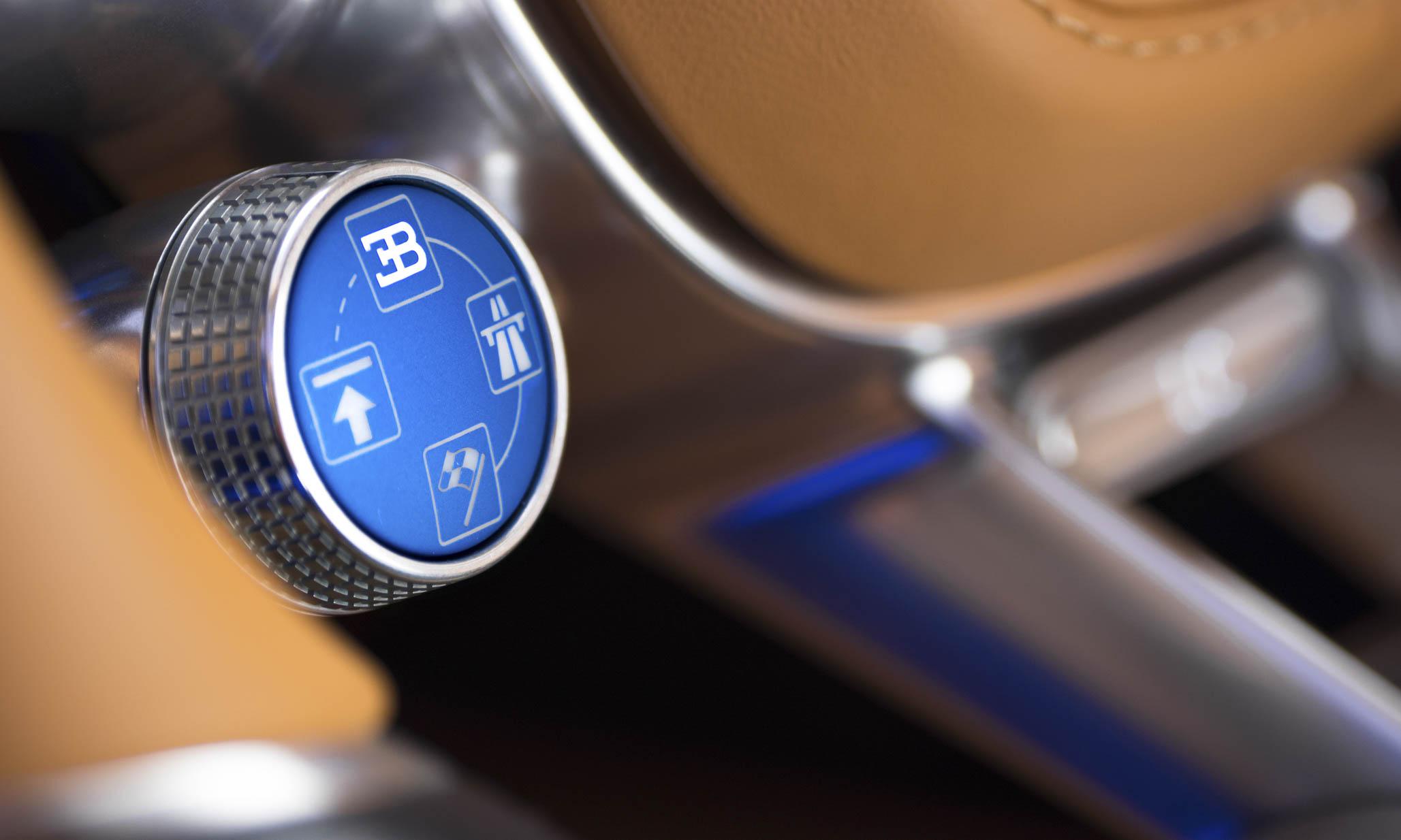 © Bugatti Automobiles S.A.S.