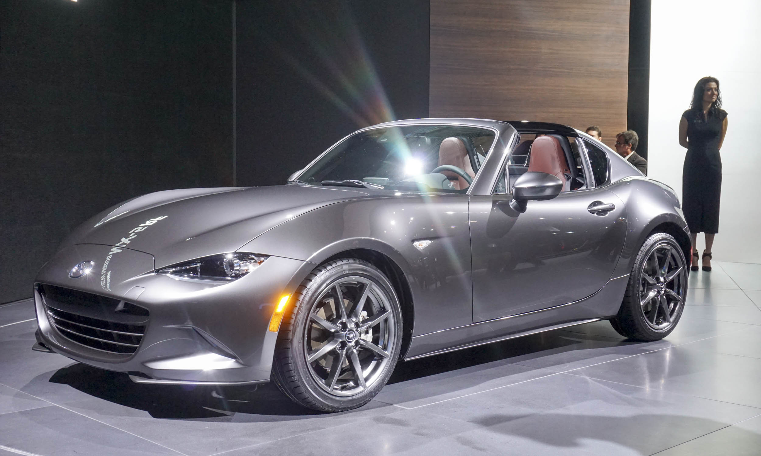 2018 Mazda MX5 Miata RF Hard Top Convertible  Mazda USA