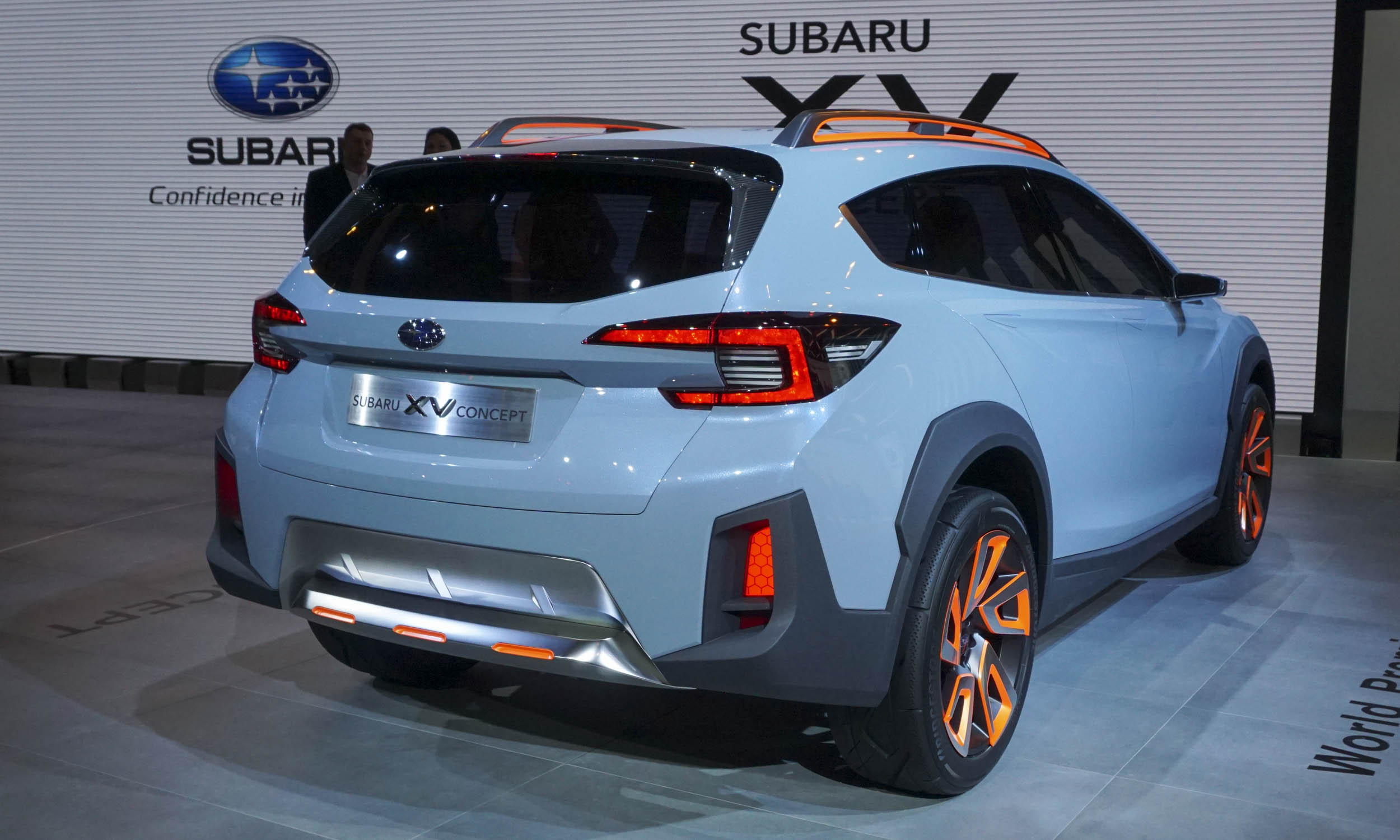 2016 Geneva Motor Show: Subaru XV Concept - » AutoNXT