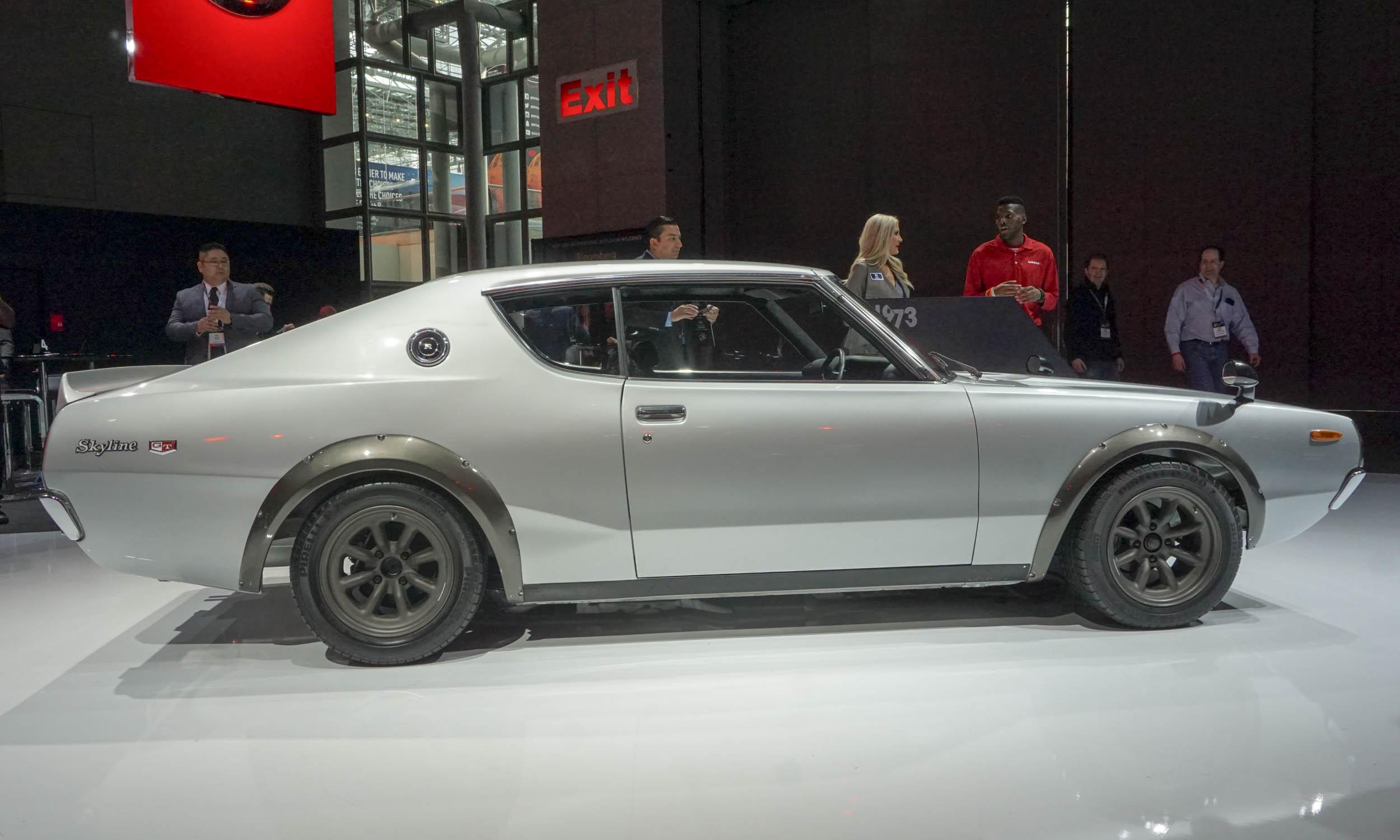1969 Nissan Skyline Gtr For Sale >> Nissan GT-R: A Retrospective - » AutoNXT