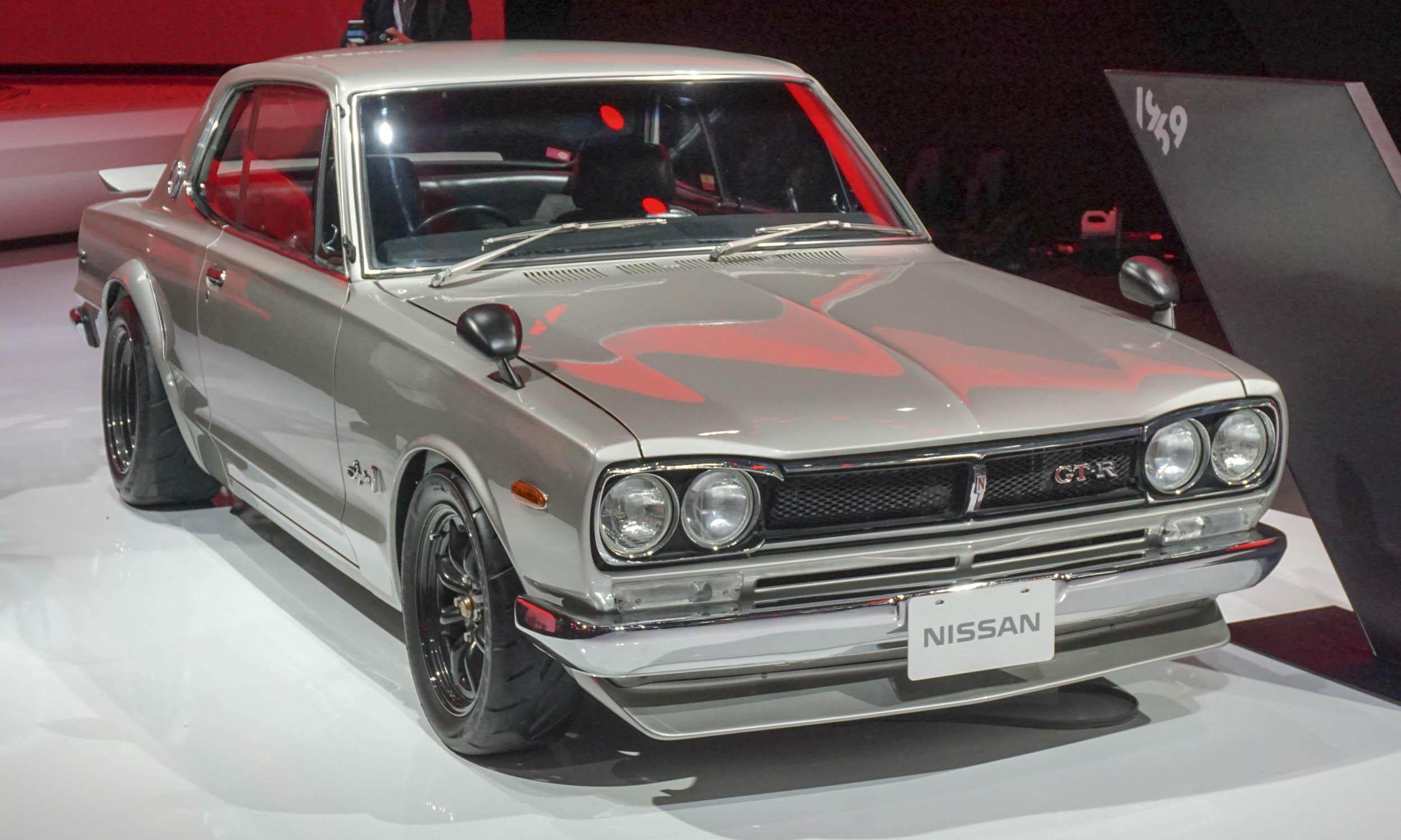 Nissan gt r a retrospective autonxt 1969 nissan skyline 2000gt r vanachro Choice Image