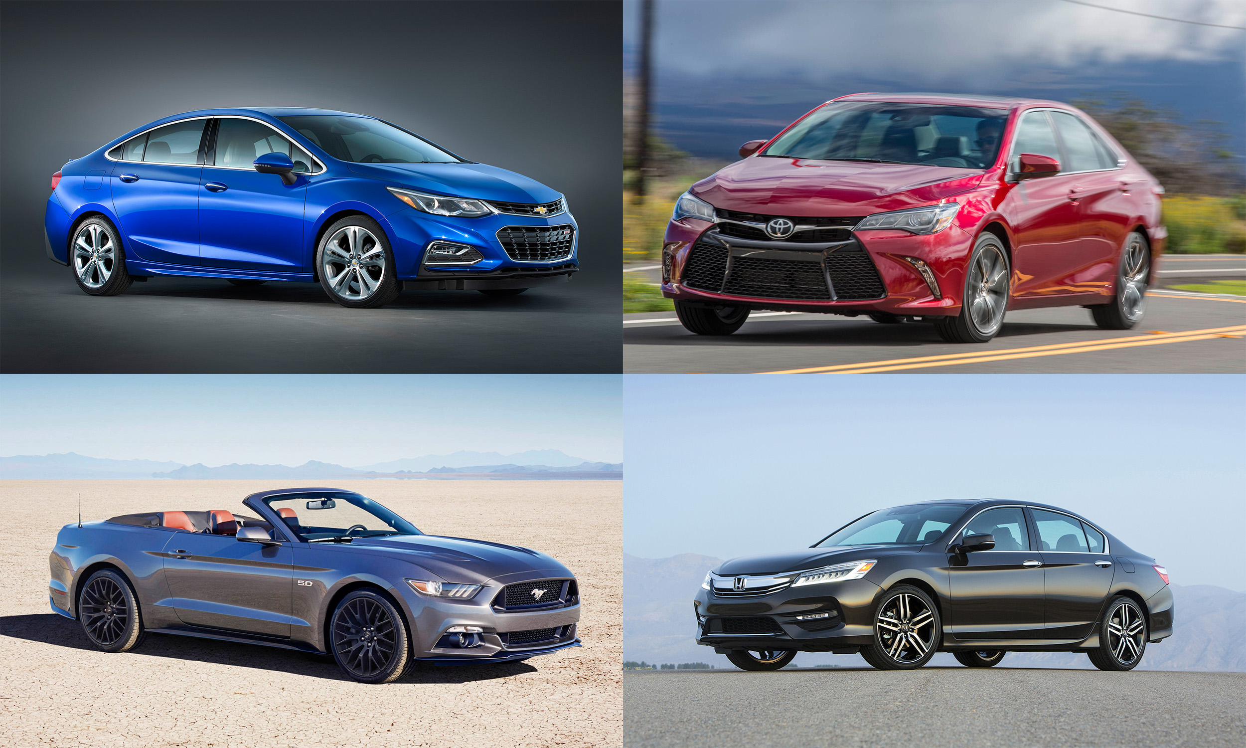 Best Selling Cars In America Autonxt