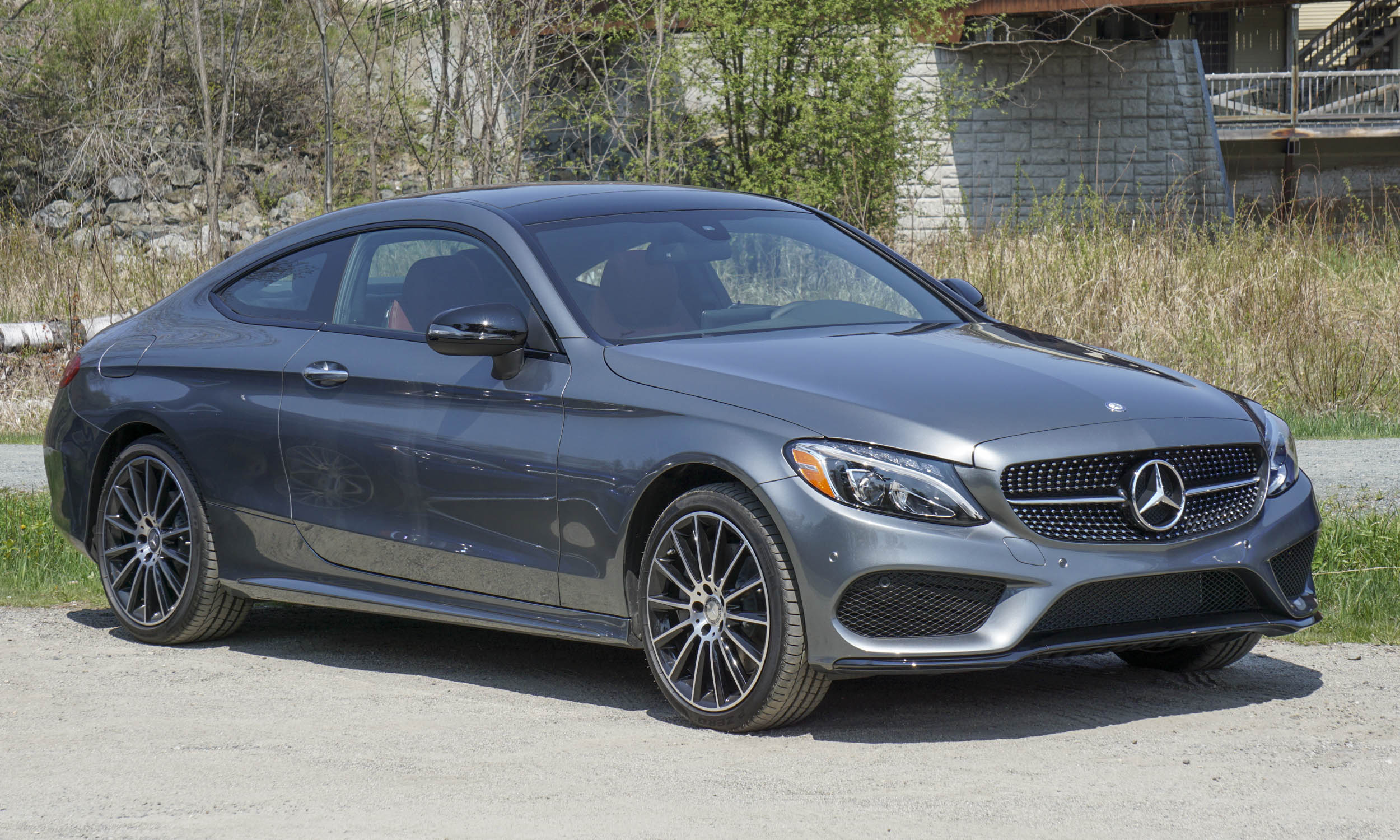 2017 mercedes benz c class coupe first drive review. Black Bedroom Furniture Sets. Home Design Ideas