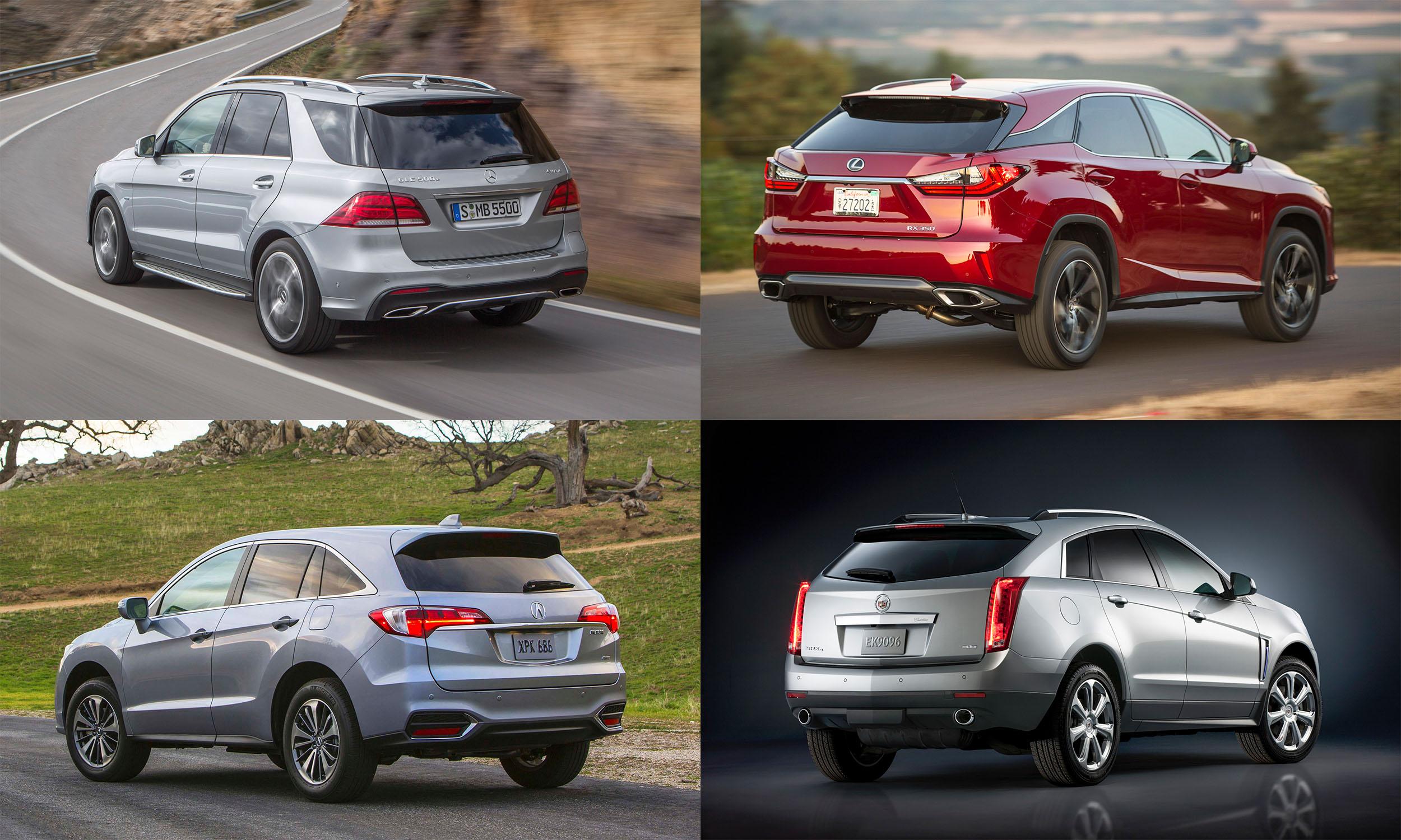 © Mercedes-Benz USA, Toyota Motor Sales, General Motors, American Honda Motor Company