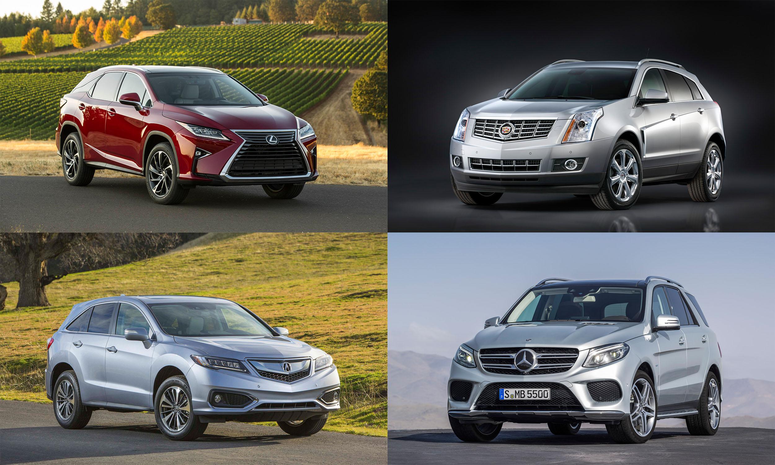 © Toyota Motor Sales, General Motors, Mercedes-Benz USA, American Honda Motor Company
