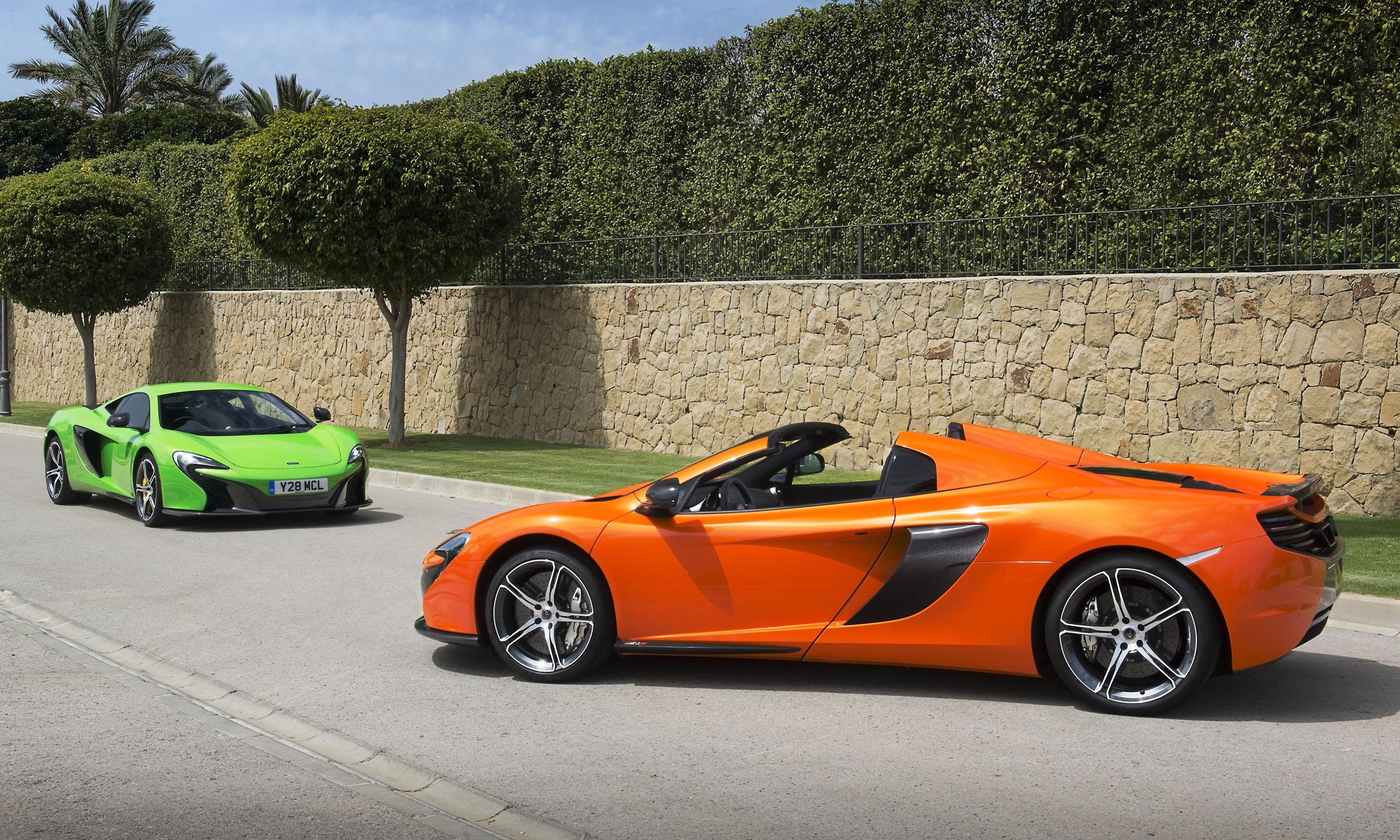 © McLaren Automotive