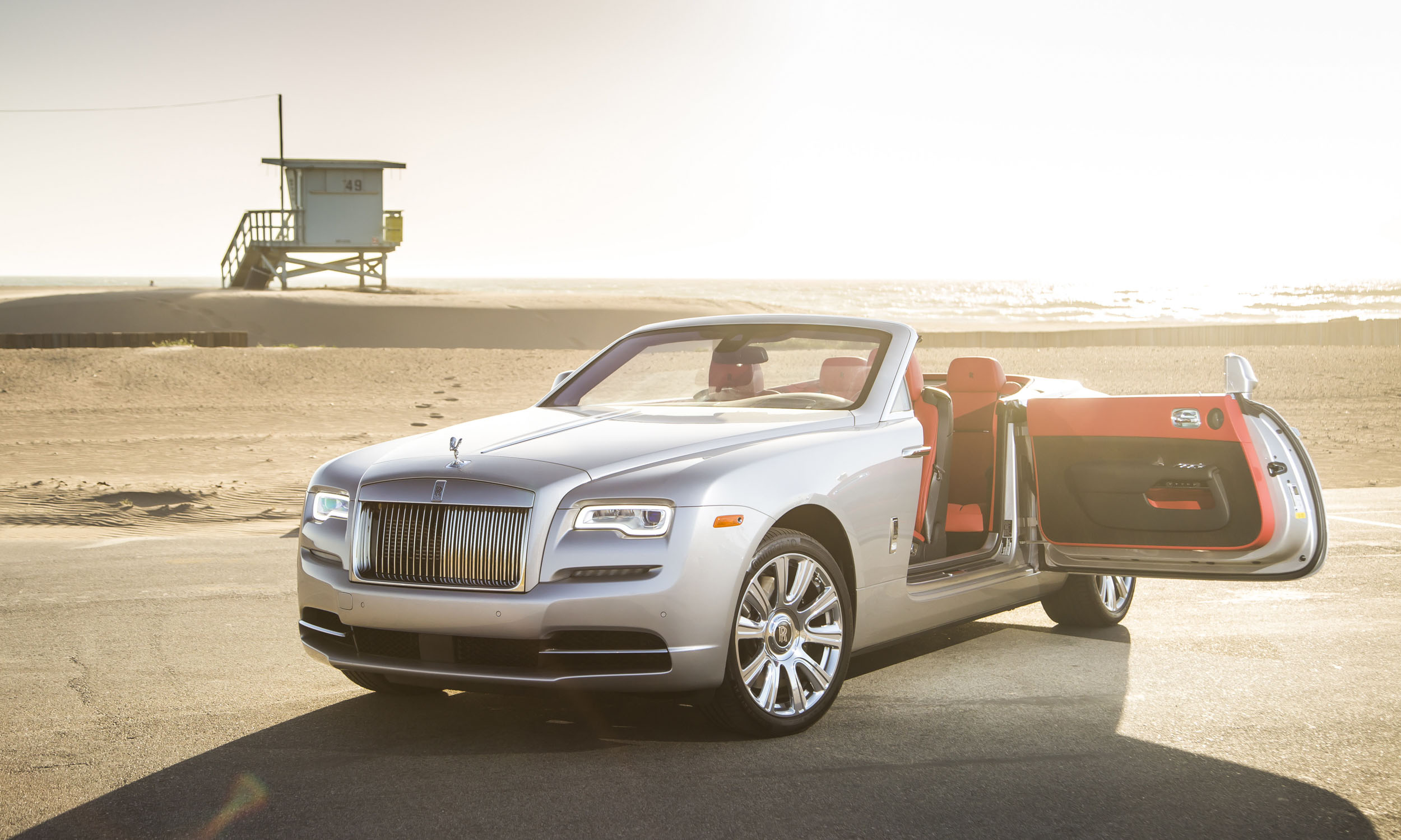 2016 Rolls-Royce Dawn: First Drive Review - » AutoNXT