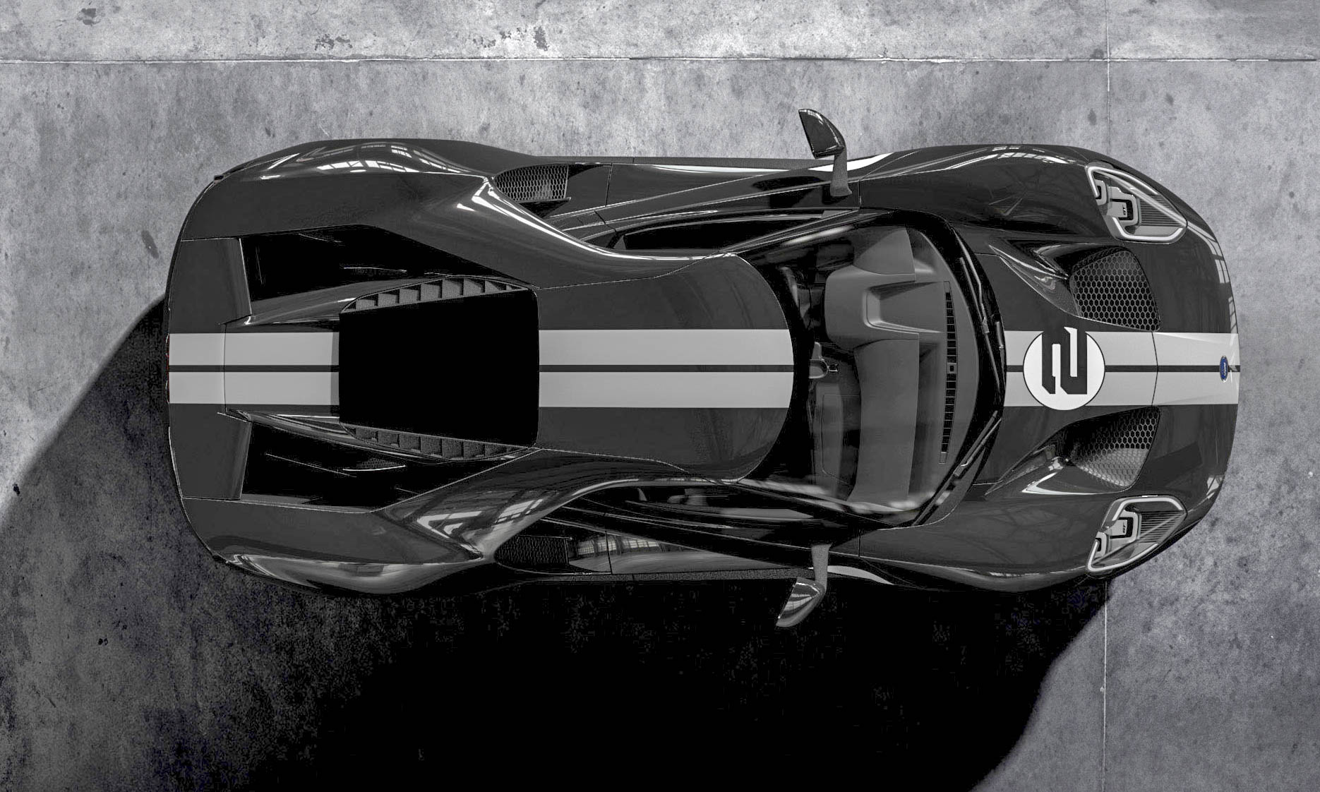Ford GT Heritage Edition7
