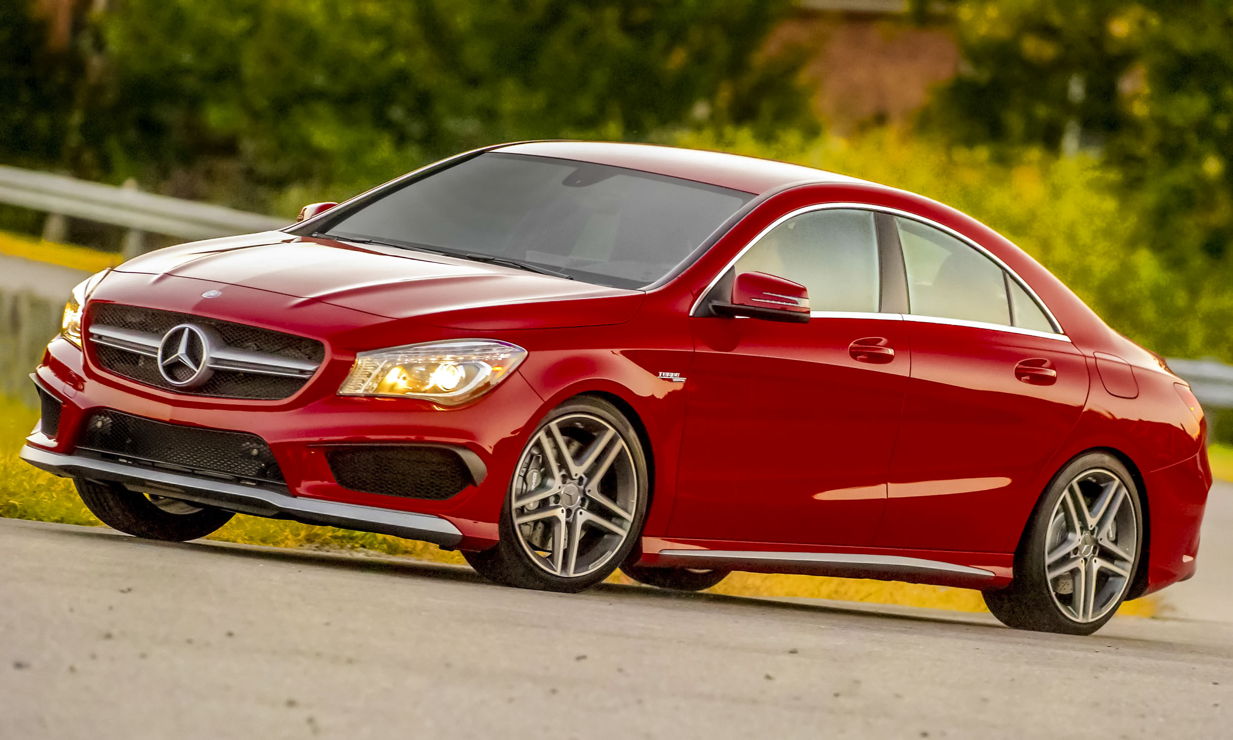 Mean lean high performance 4 cylinder cars autonxt for Mercedes benz us