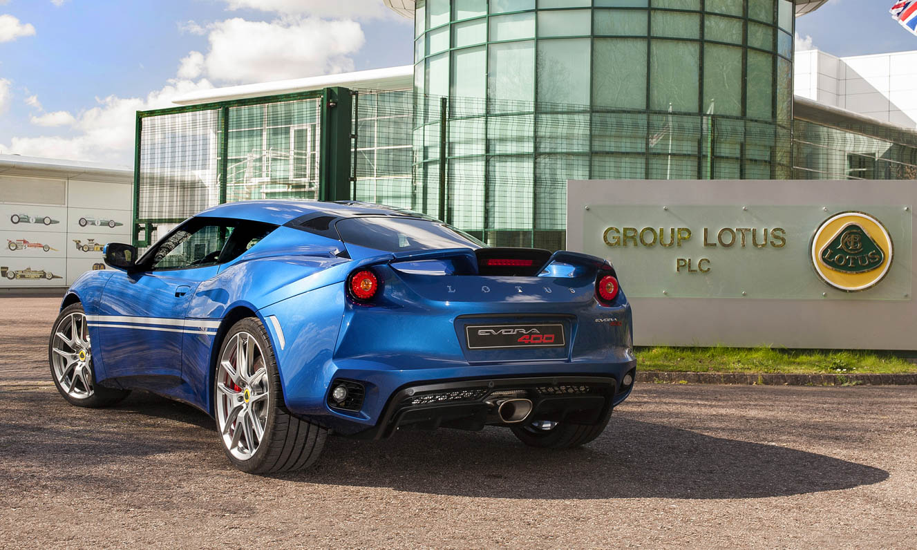 © Group Lotus plc