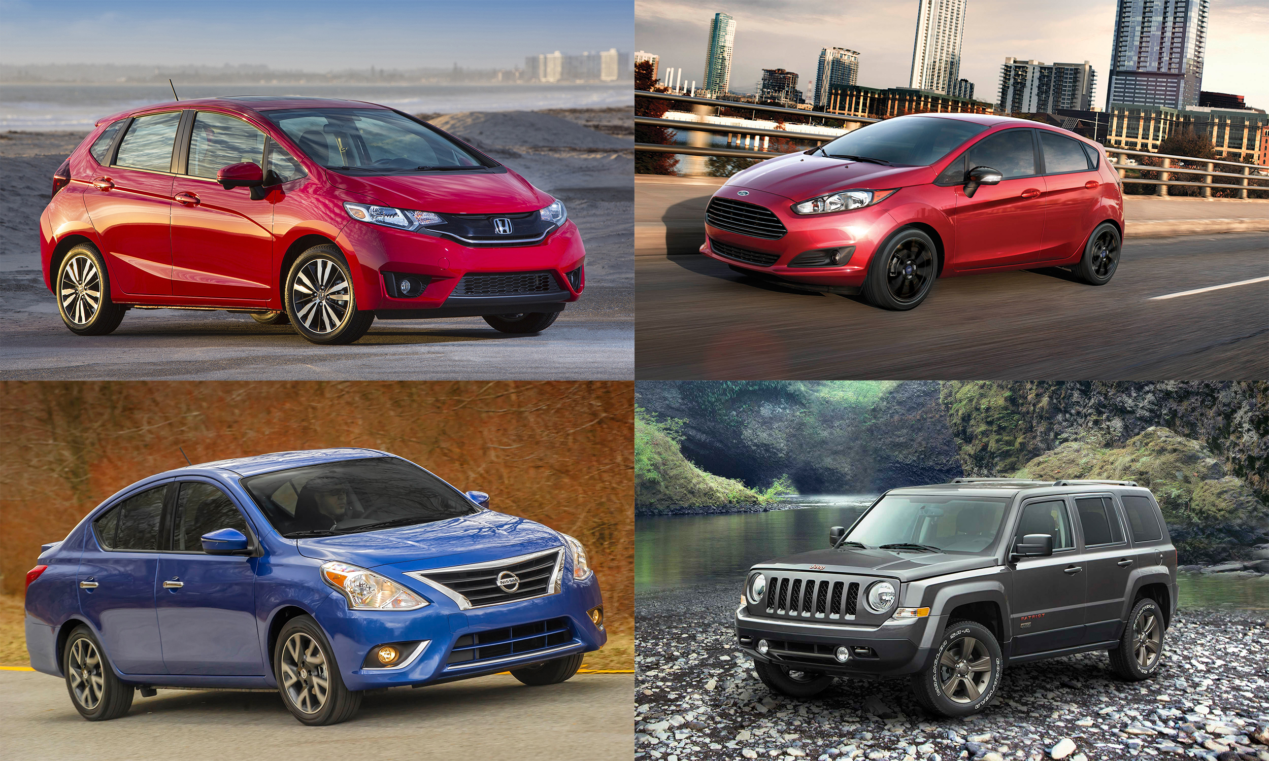 Least expensive new cars in america autonxt for Honda most expensive car