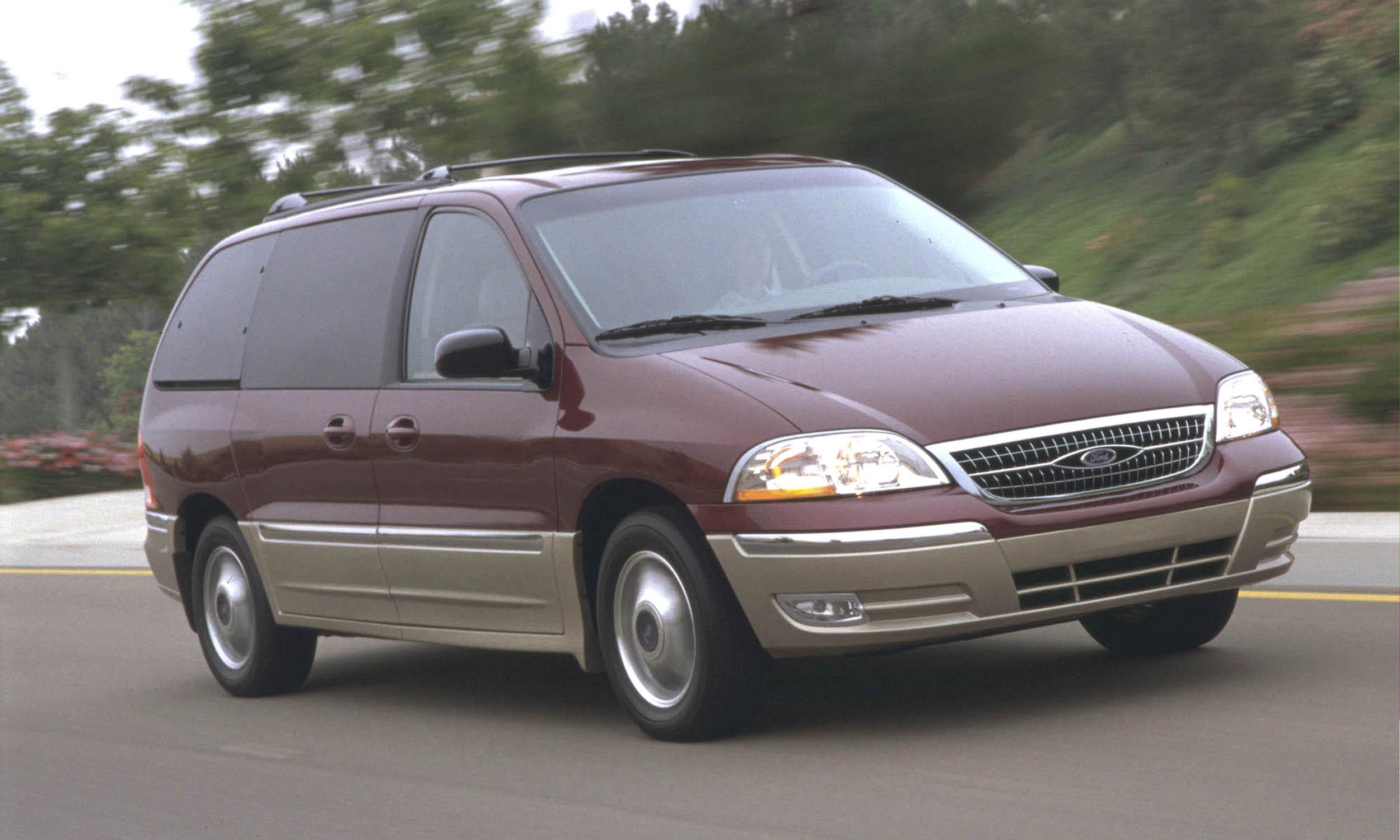 Minivans Then And Now 187 Autonxt