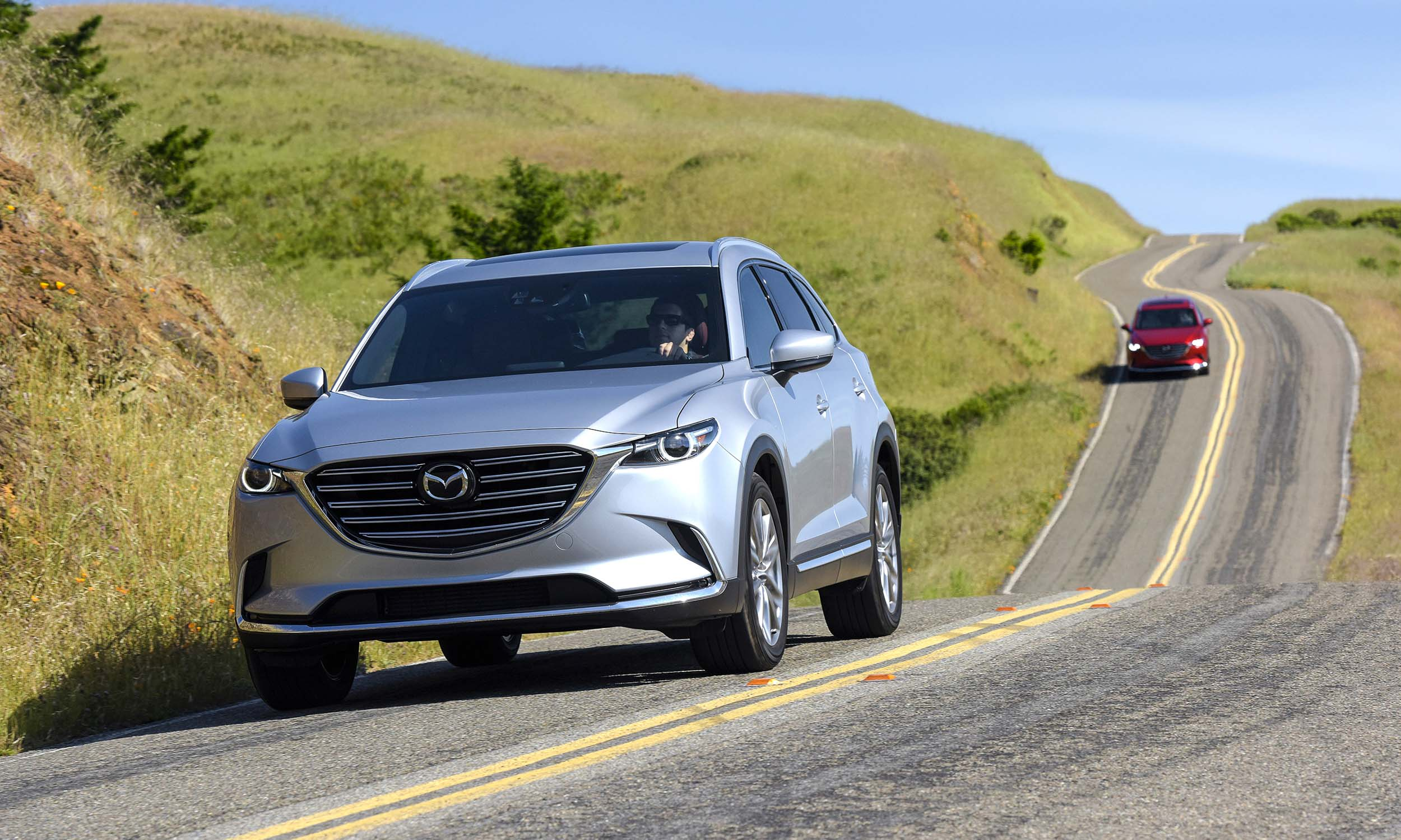 2016 mazda cx 9 first drive review autonxt