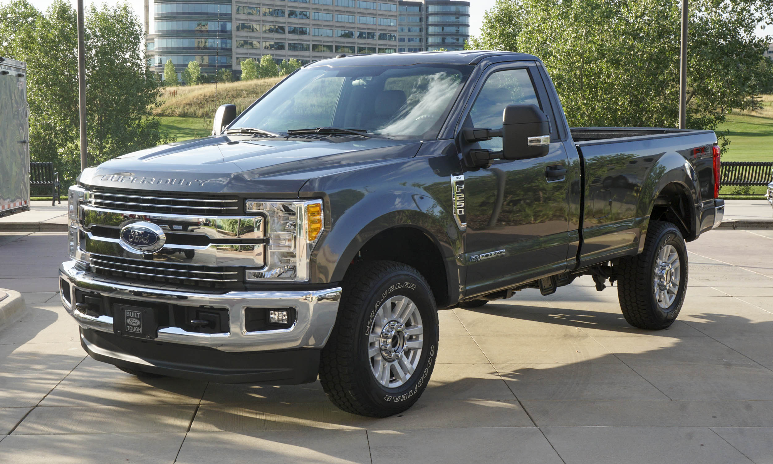 2017 Ford F Series Super Duty First Drive Review 187 Autonxt